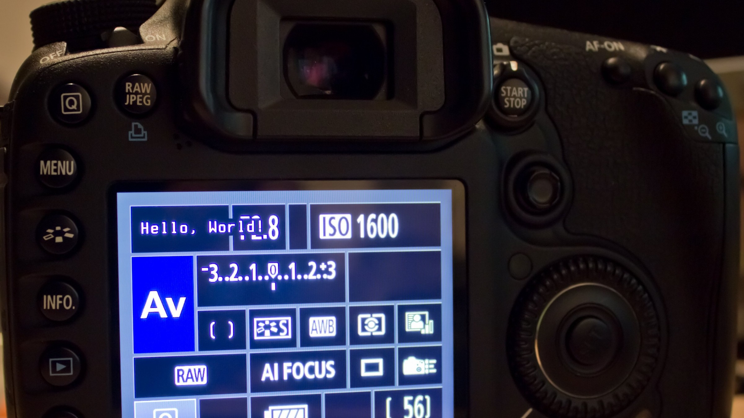 Magic Lantern is Coming to the Canon 7D