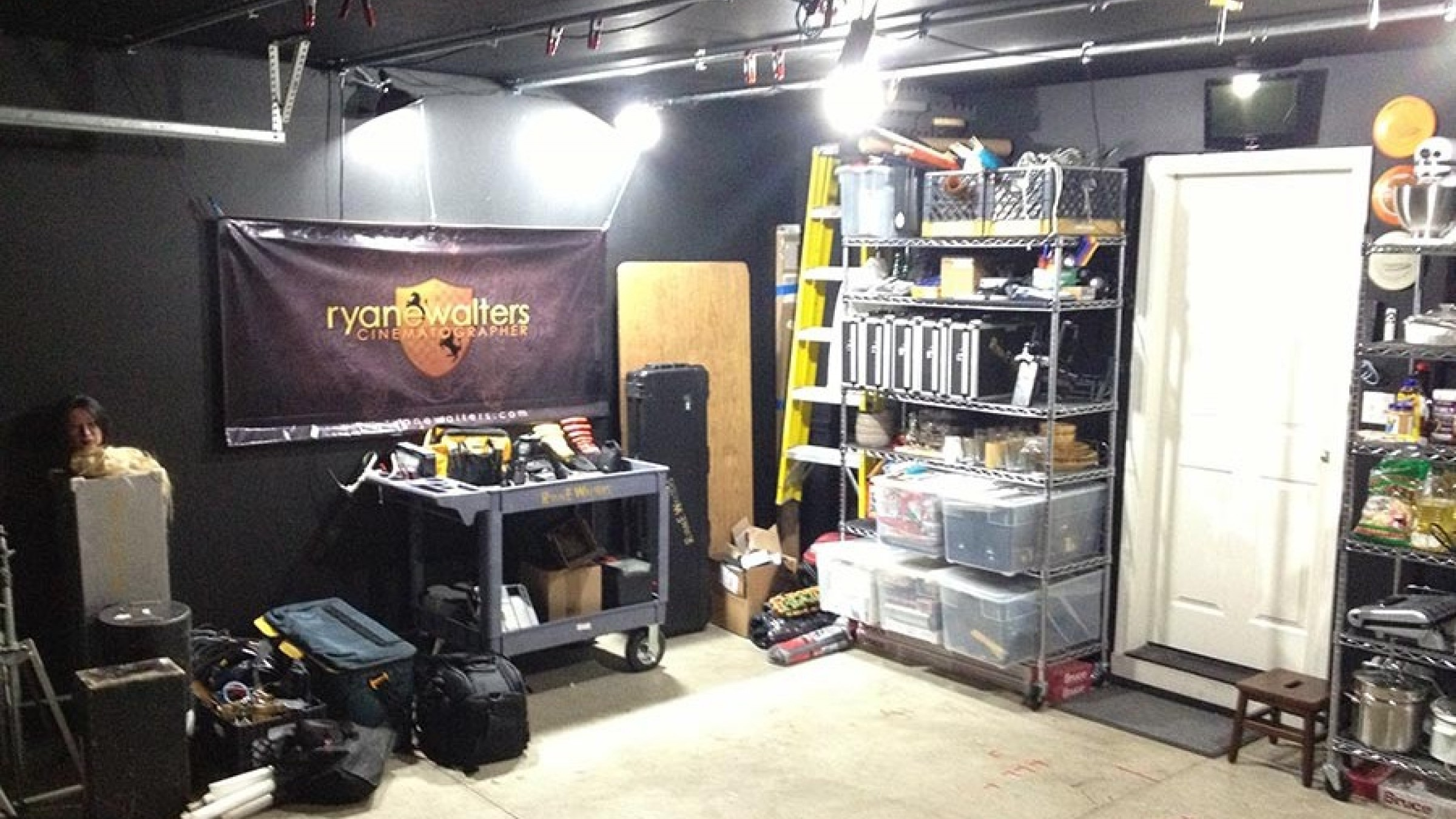 Rent To Own Smartphones >> A Complete Guide to Turning Your Garage into a Video Studio for Under $500