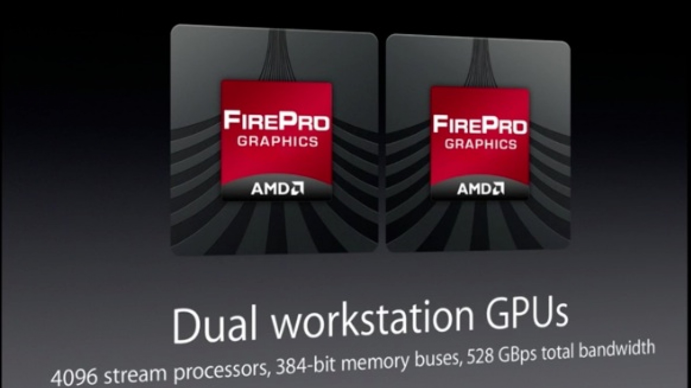 Mac Pro AMD GPUs Getting Full Hardware Acceleration Support in