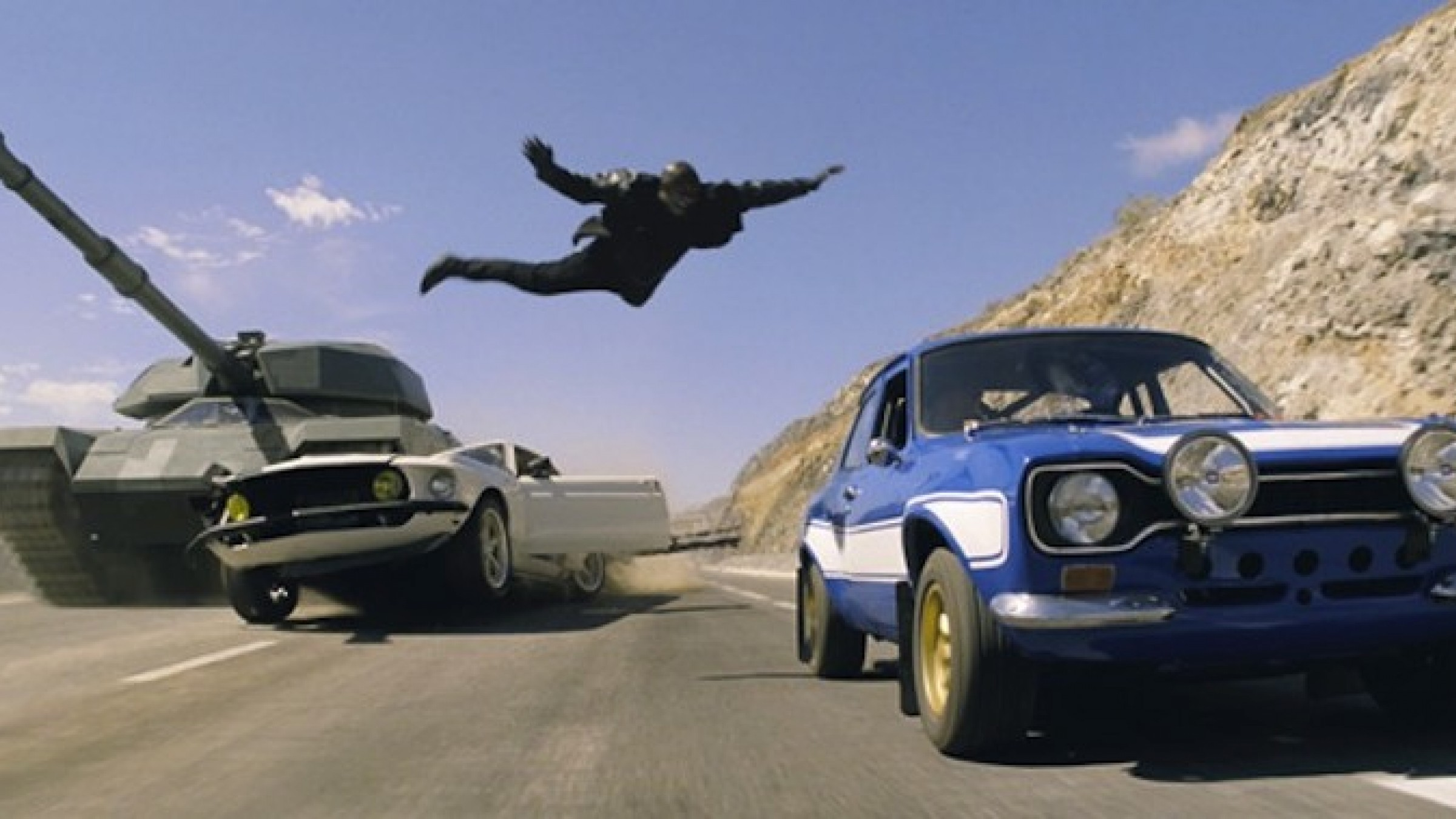 Nuts And Bolts Of A Car Chase What Goes Into Creating A Fast And - Behind the scenes fast and furious 7 stunts