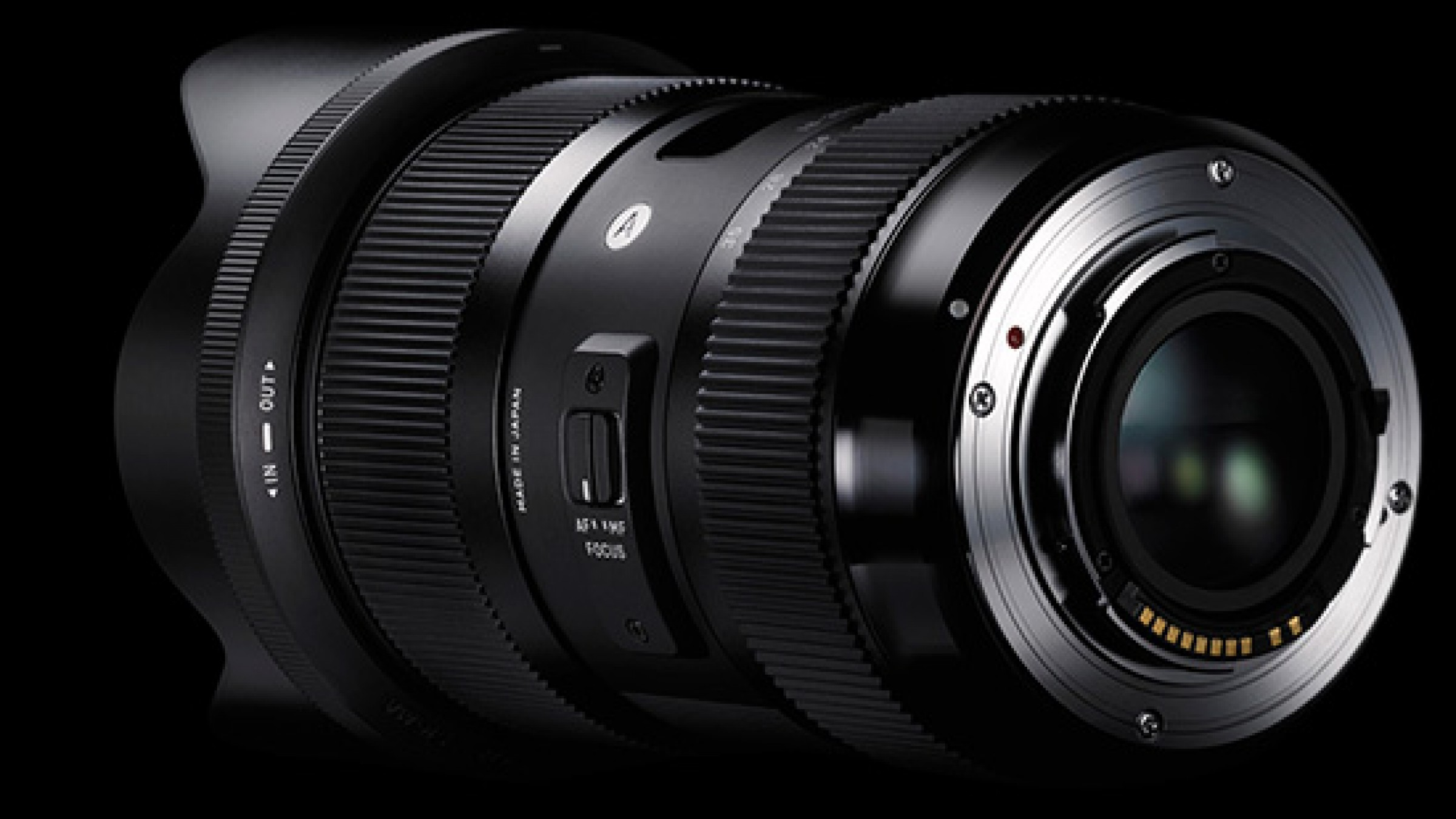 Sigma 18-35 F/1.8 Looks to Be One of the Best \'Budget\' Filmmaking ...