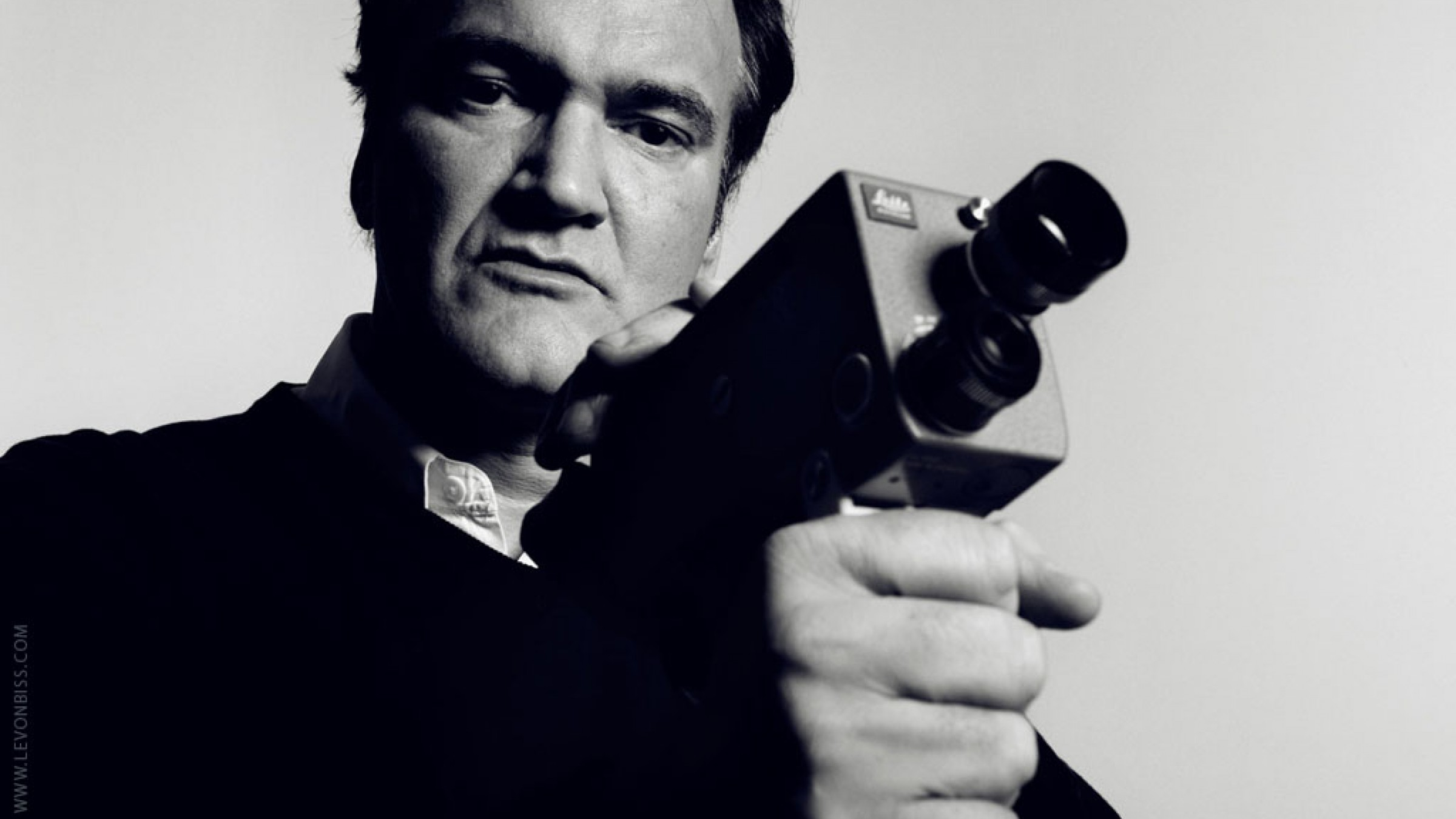 Tarantino on His Influences: If You Love Cinema You Can't Help but Make a Good Movie