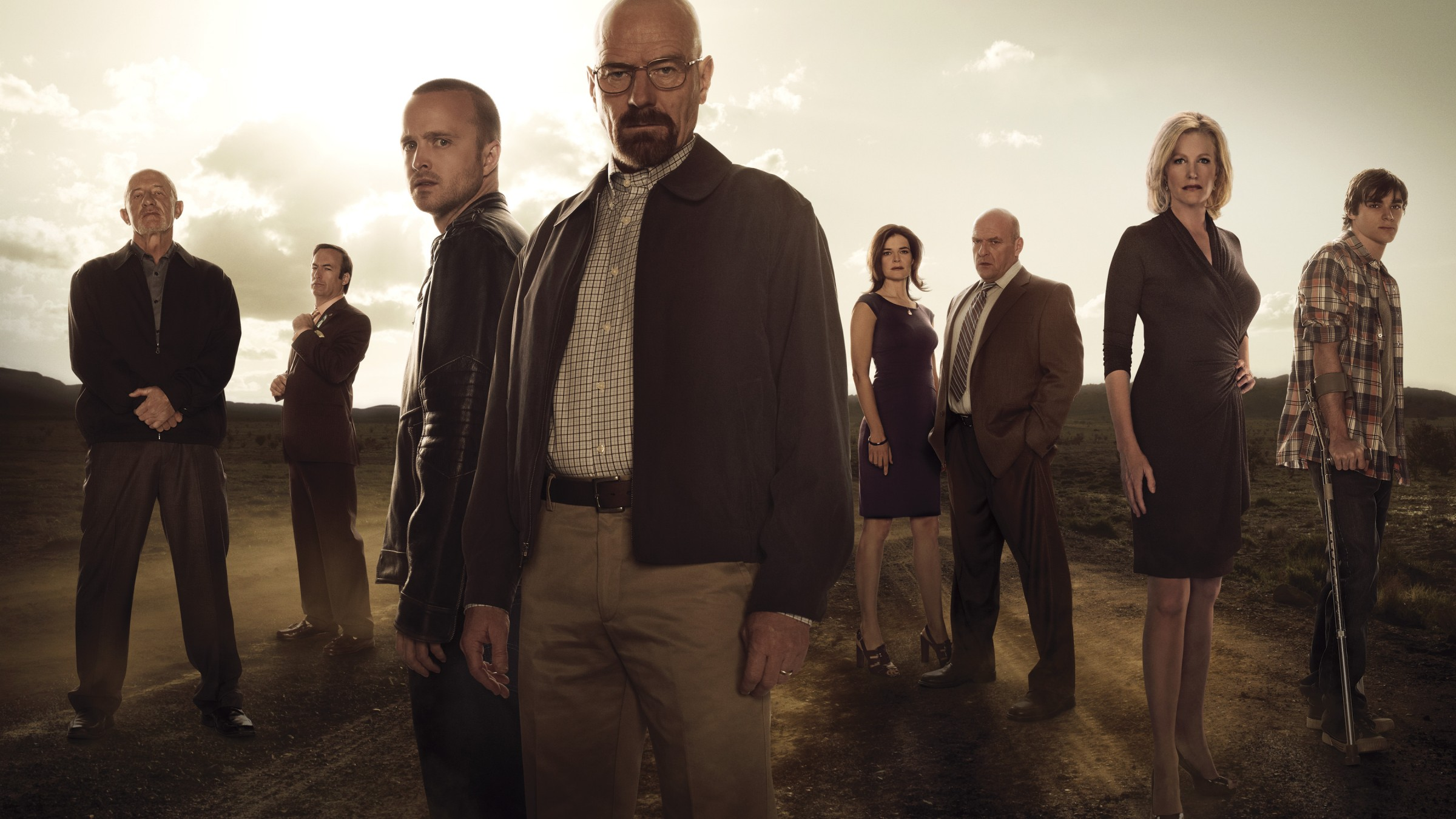 'Breaking Bad' Creators on Developing the Story of Walter White
