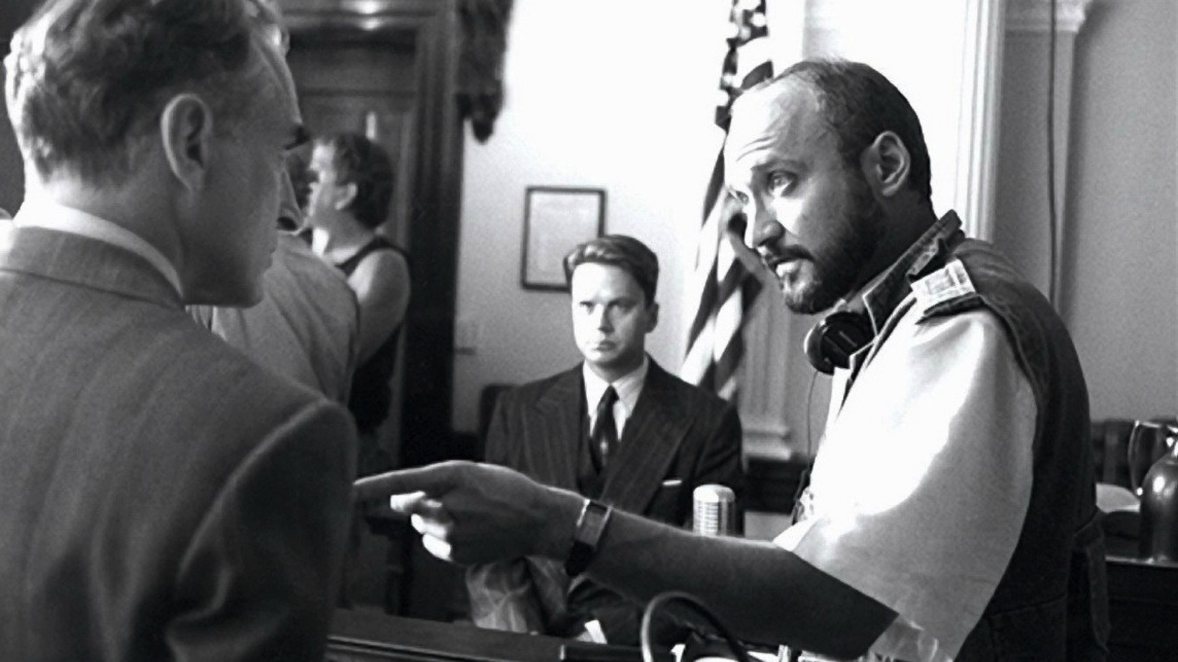 Director Frank Darabont Offers Insight into Starting a Film Career