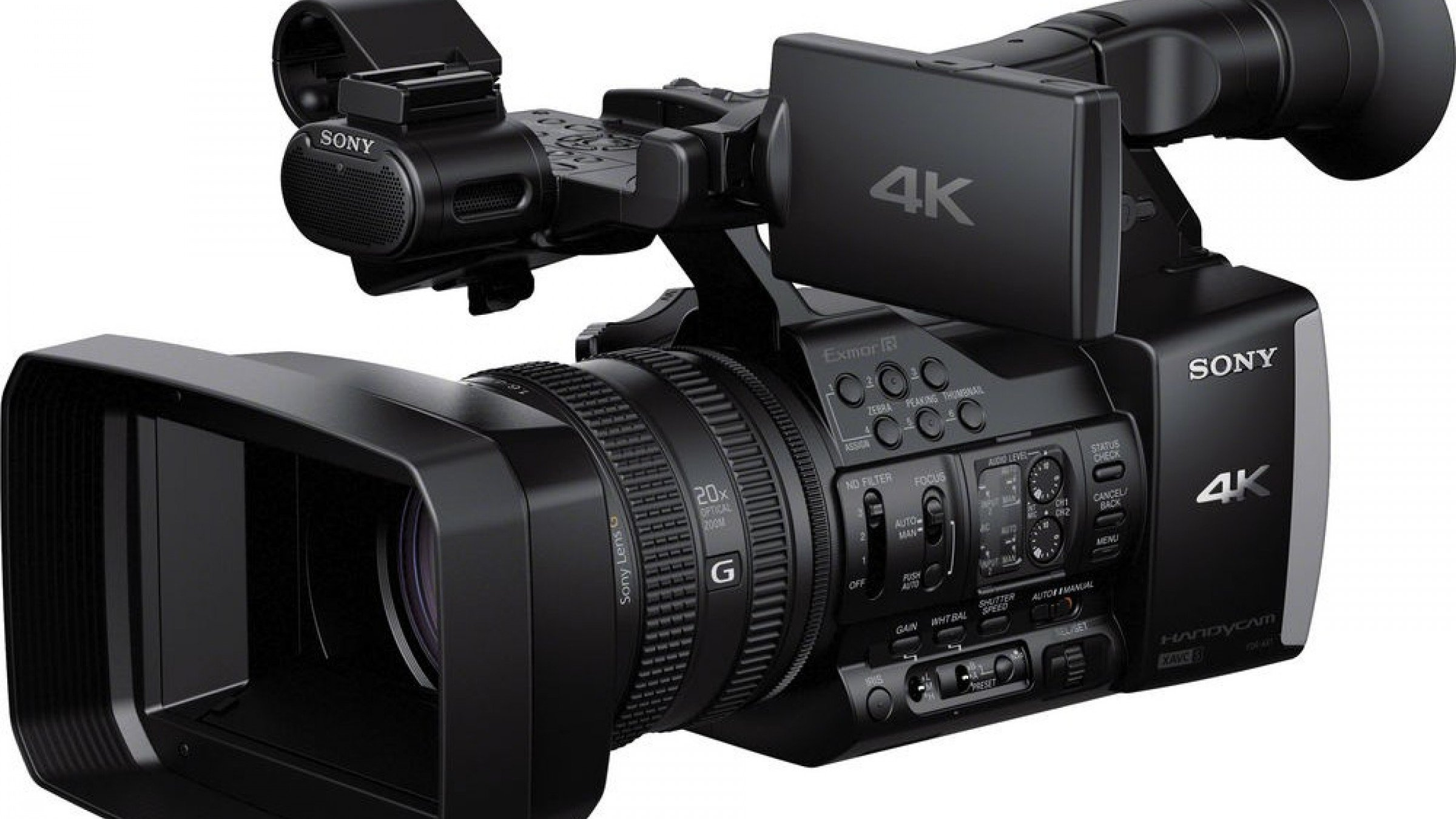 Sony Announces Two 4k 60fps Cameras Under 7k Panasonic Ag Ac90 Professional