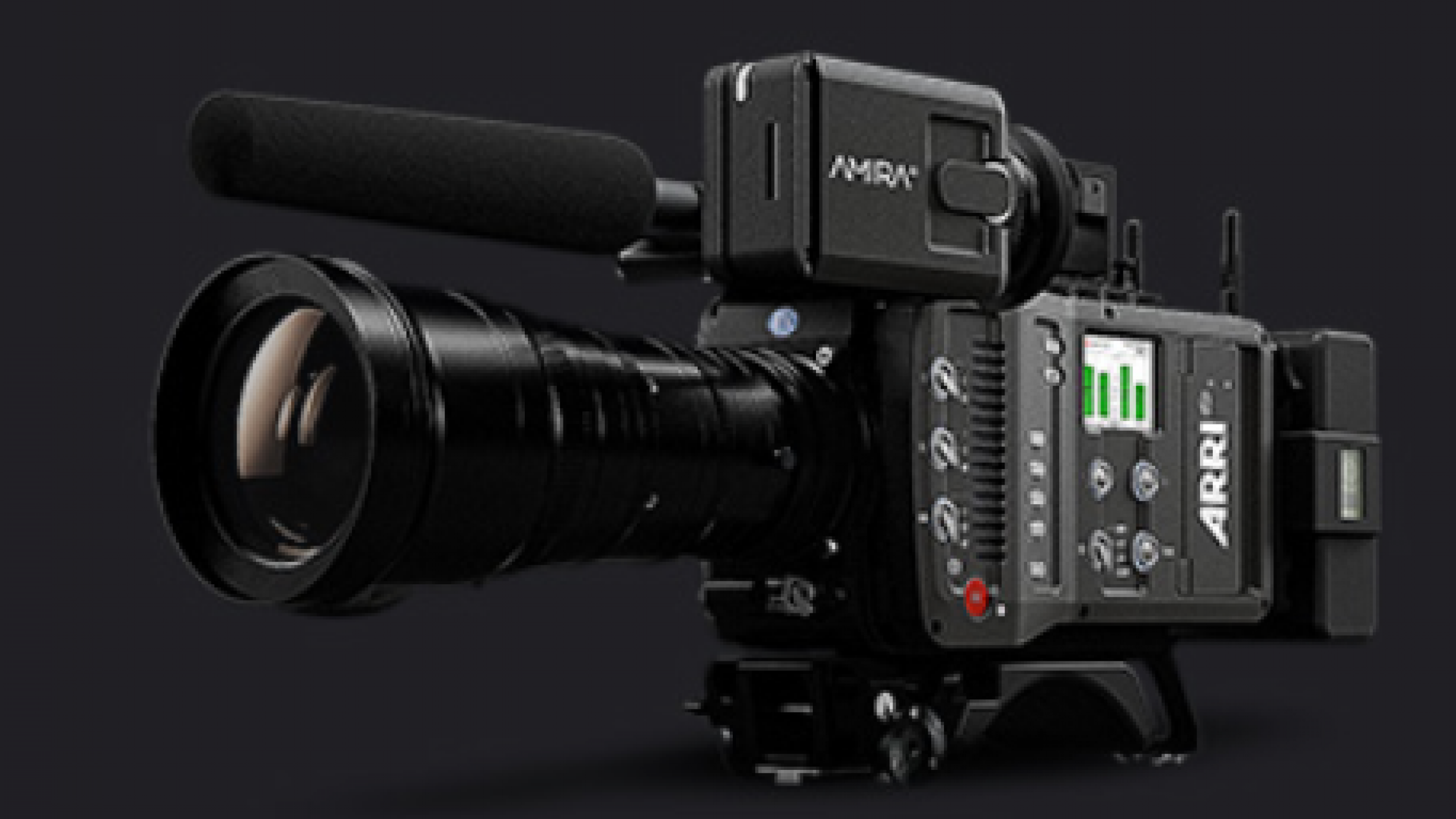The Perfect Documentary Camera: A First Look at the ARRI AMIRA