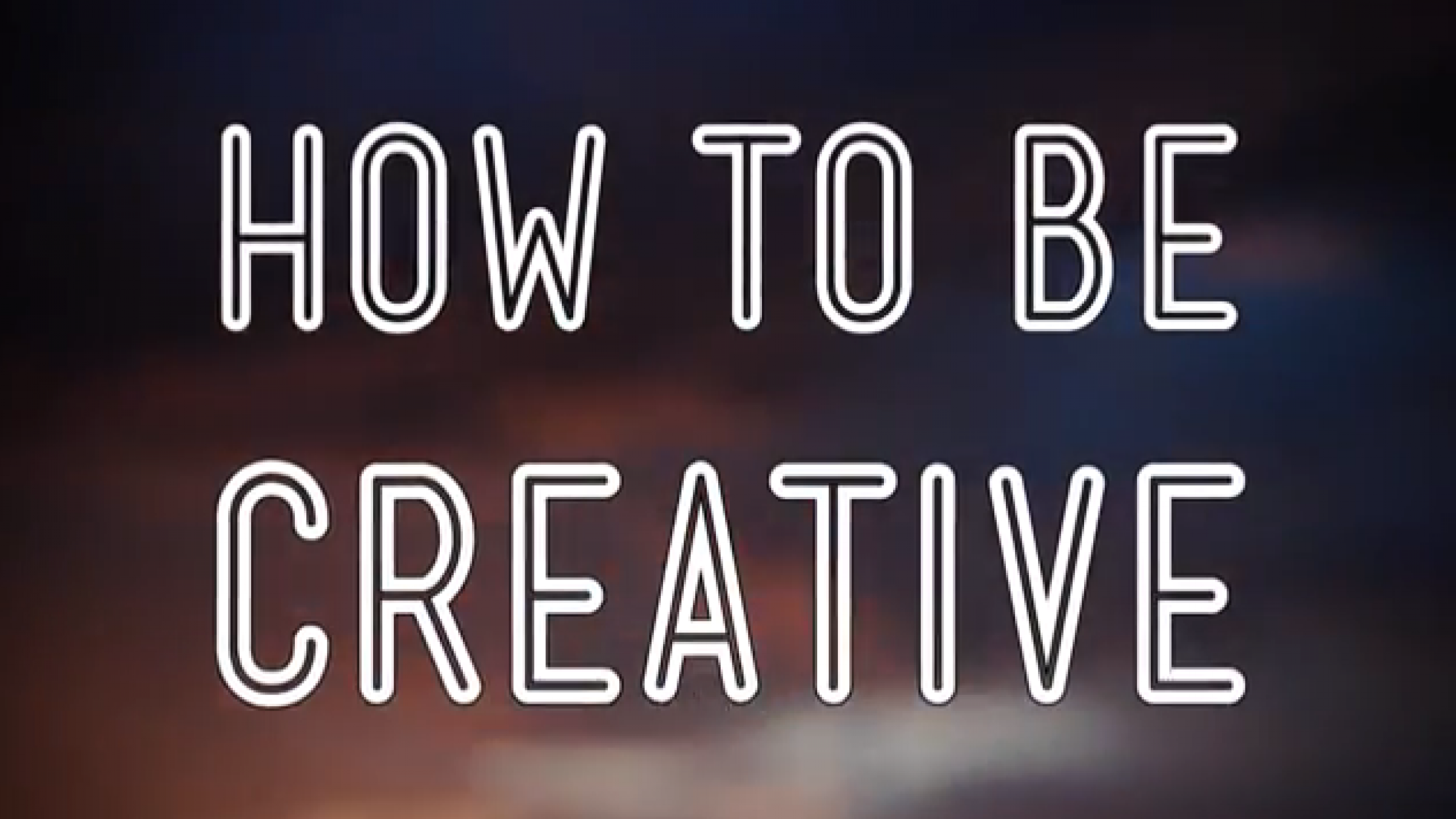 The Science of Creativity: Understand and Improve Your Own Creative Process