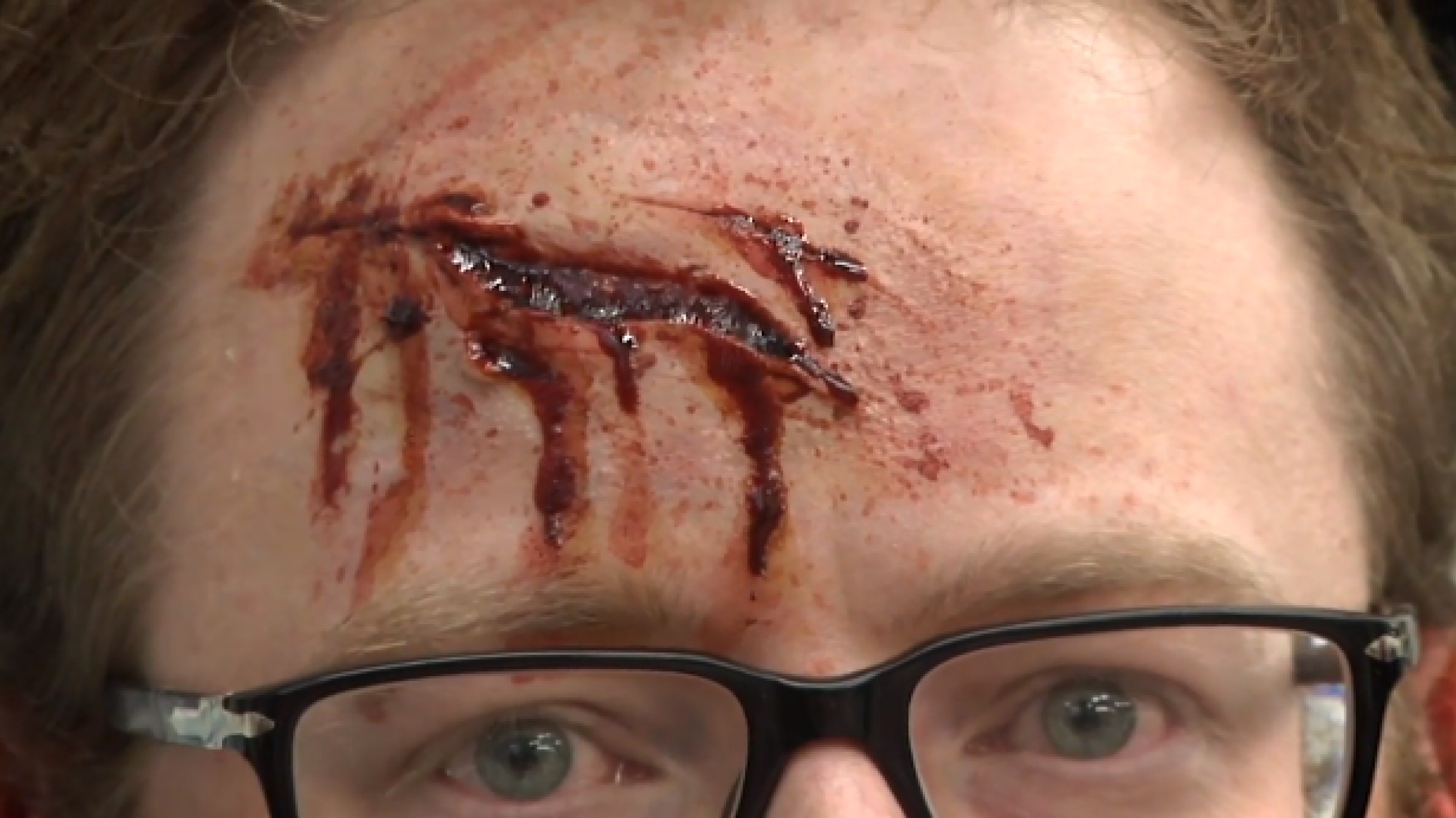 learn how to create realistic wounds from a pro effects artist