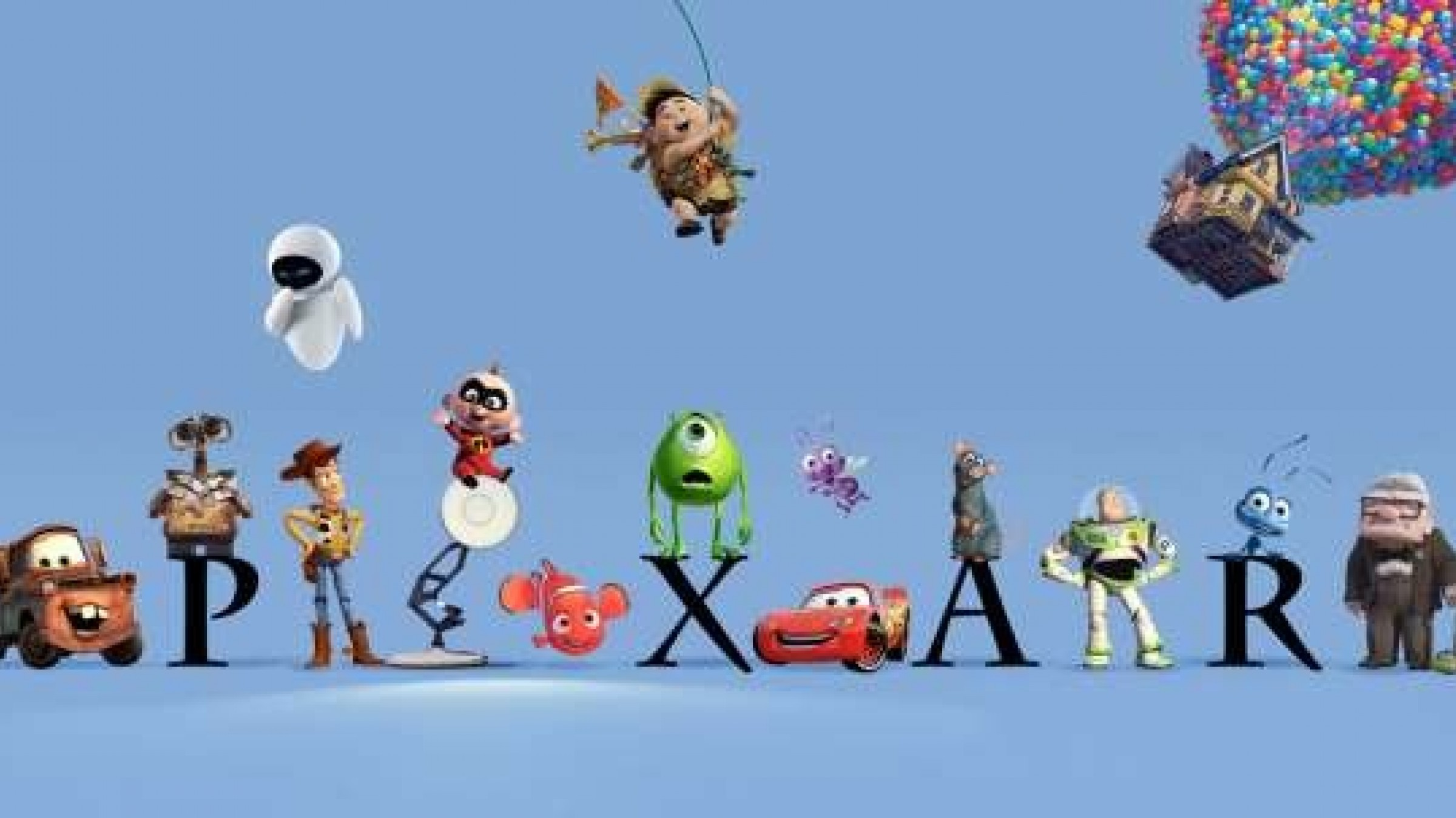 22 Storytelling Techniques from Pixar