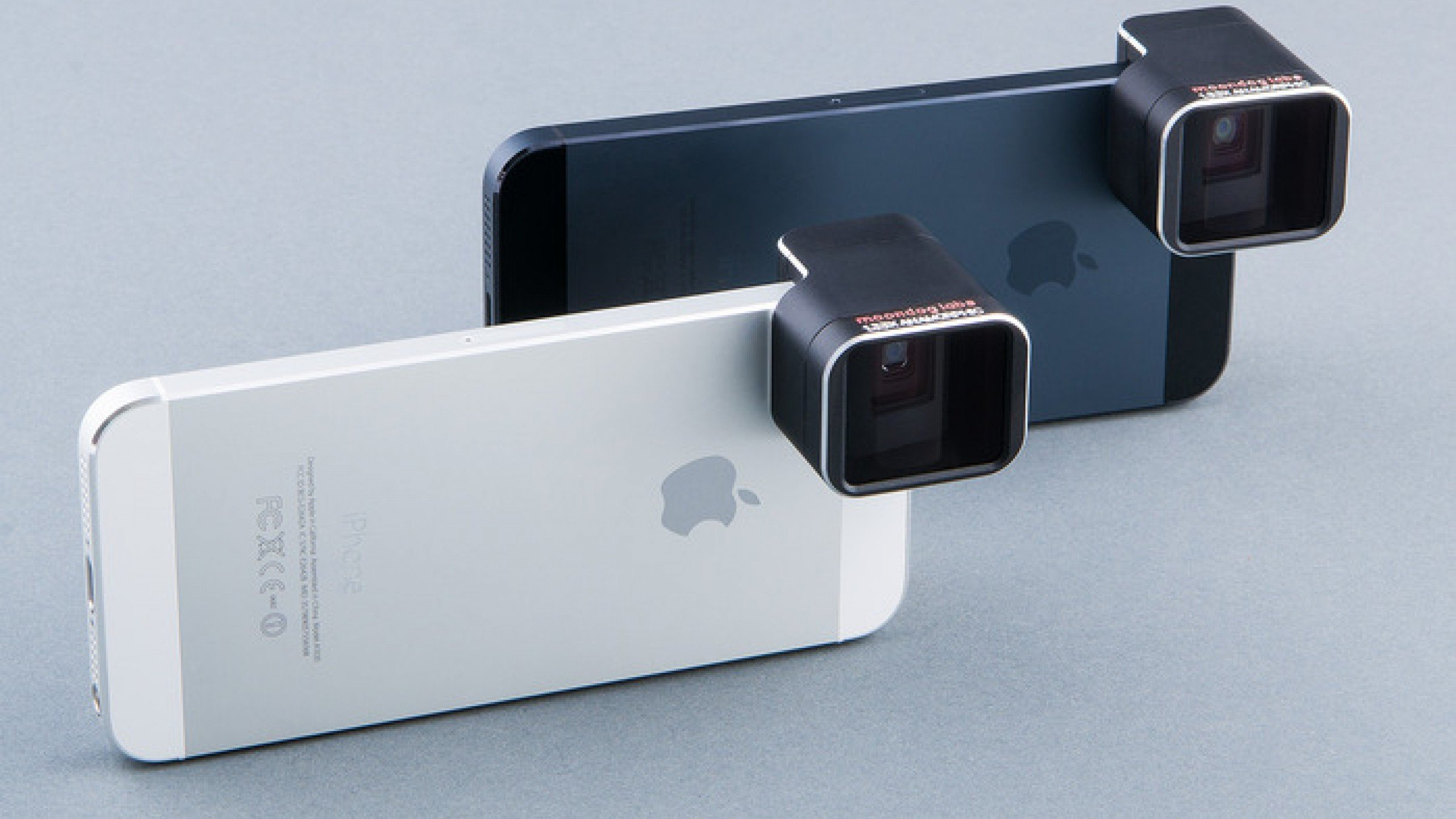 low priced 2f244 bd3ff Moondog Labs Has Brought Anamorphic Filmmaking to the iPhone