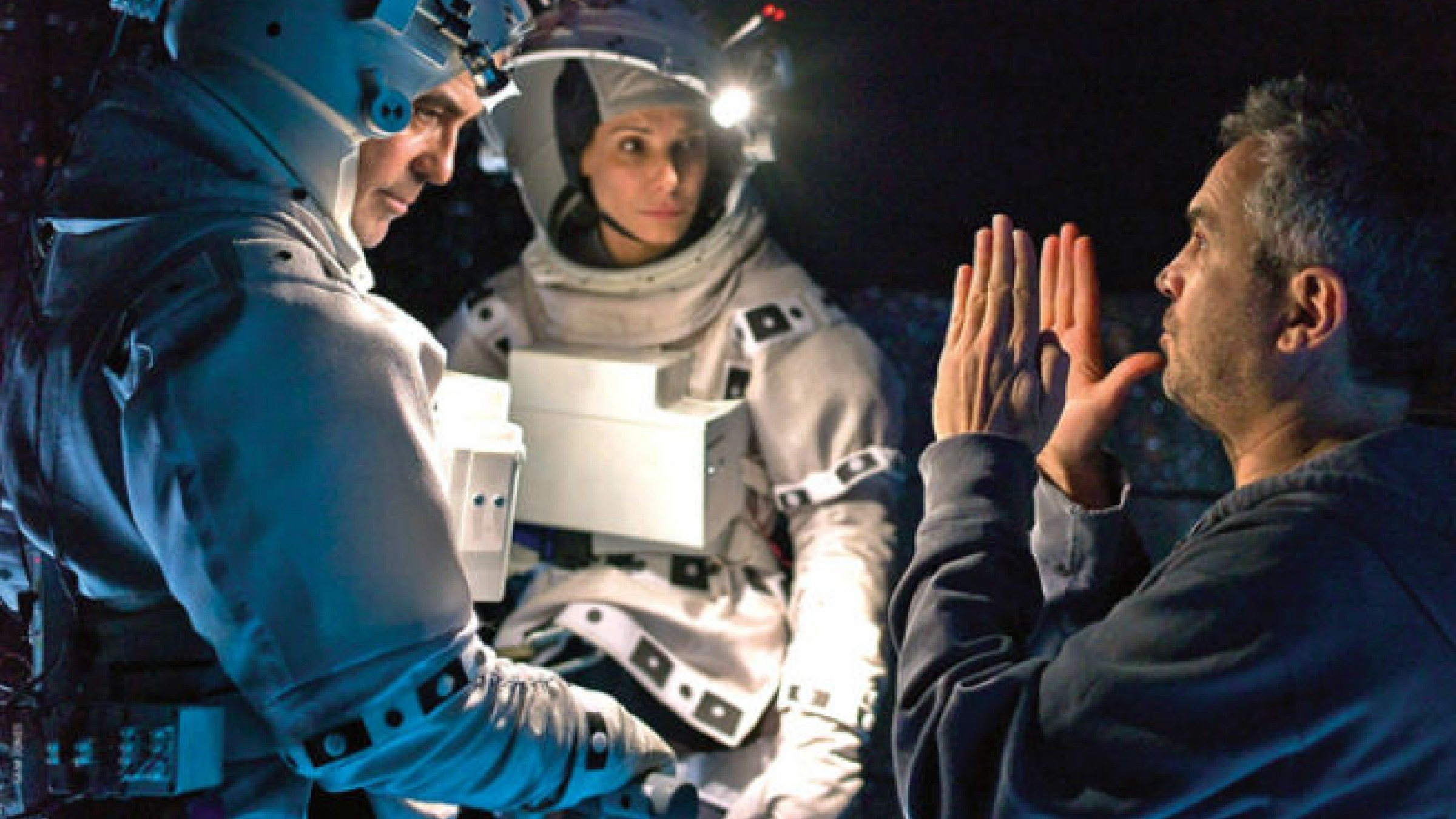 Alfonso Cuarón Takes Us on a Journey Through Each Stage of Production for 'Gravity'