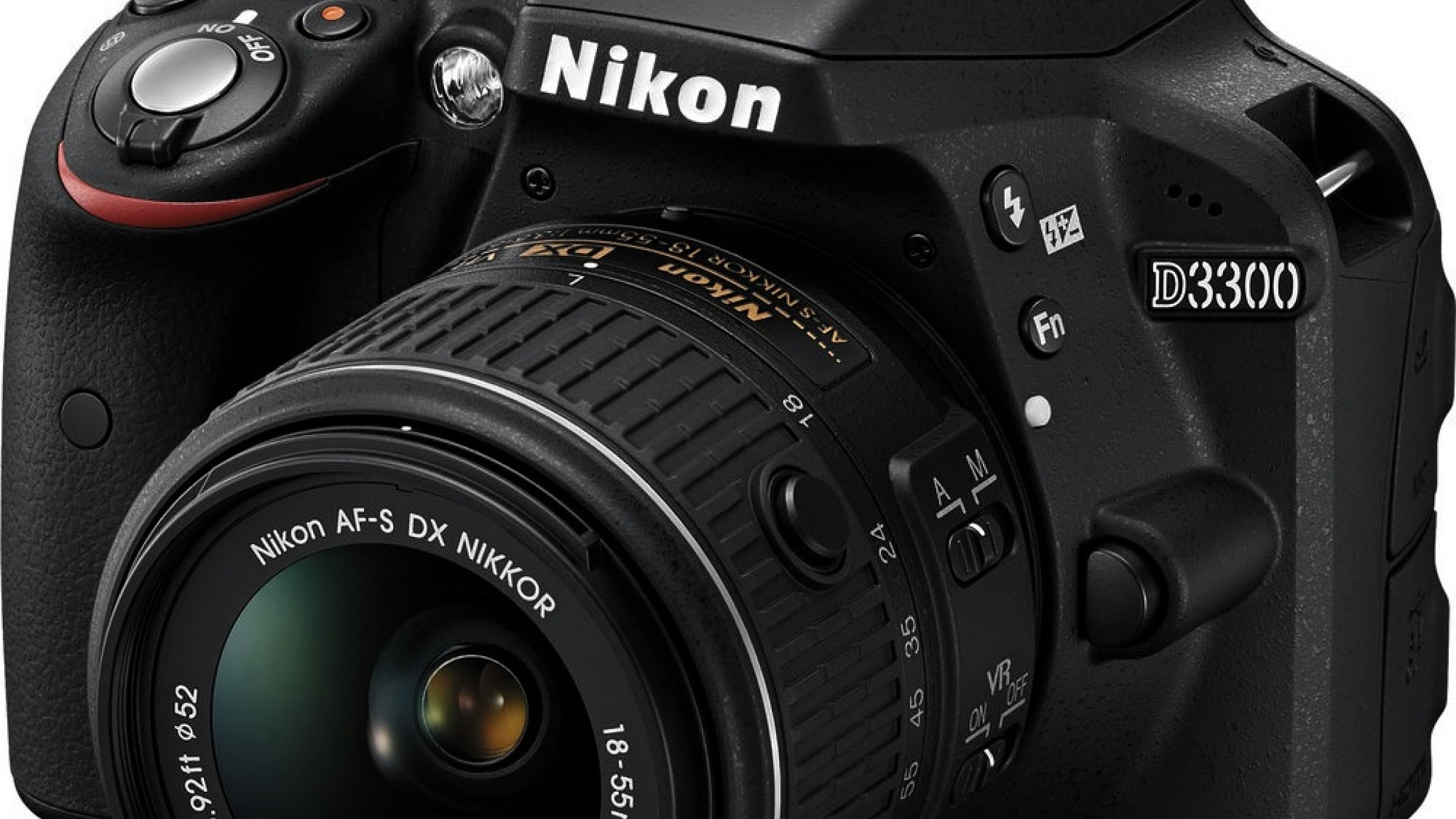 Nikon Gives 1080P 60FPS to the New D3300 DSLR & Quietly