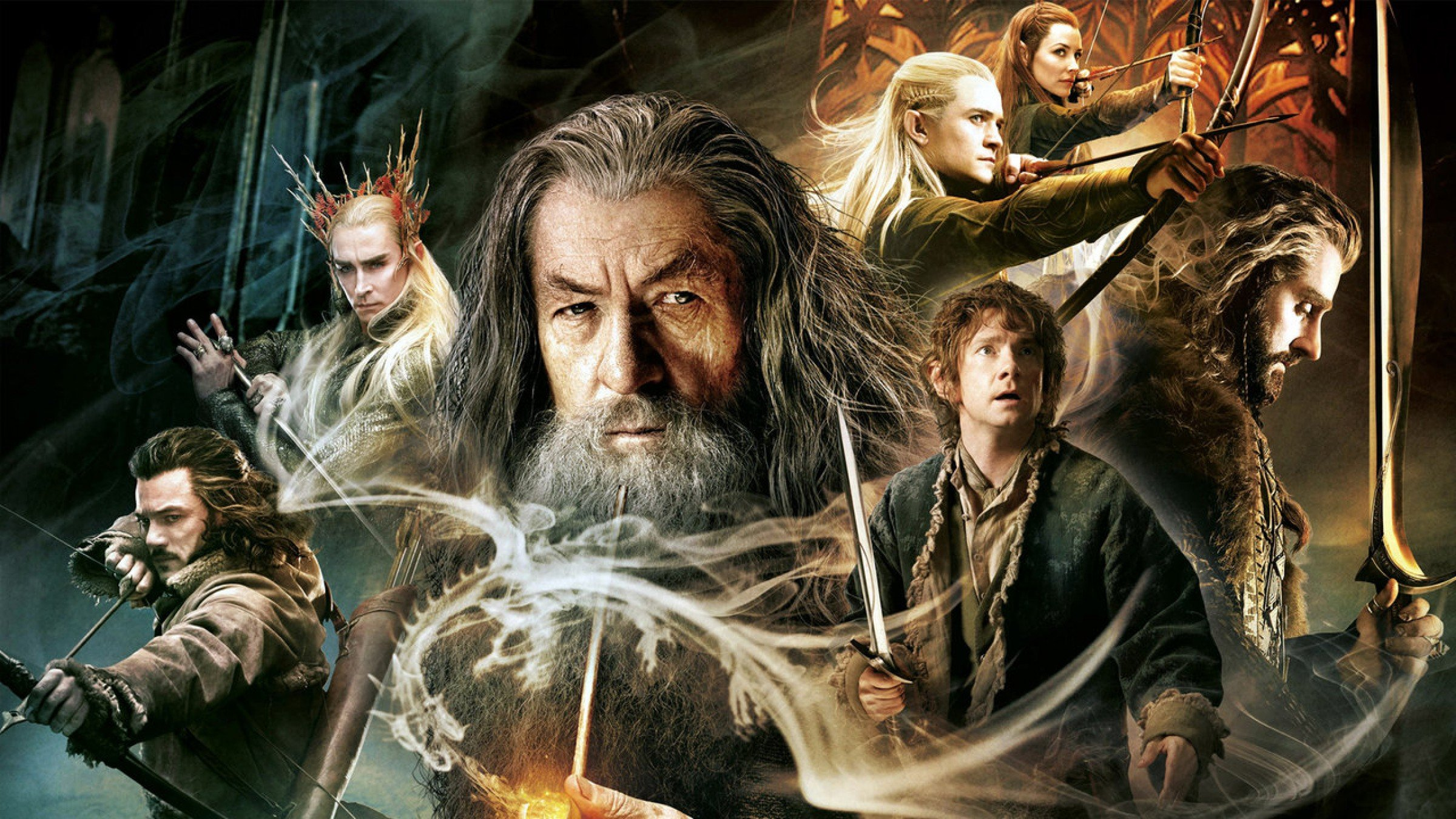 Go Behind the Scenes with the Sound Team from 'The Hobbit: The Desolation of Smaug'