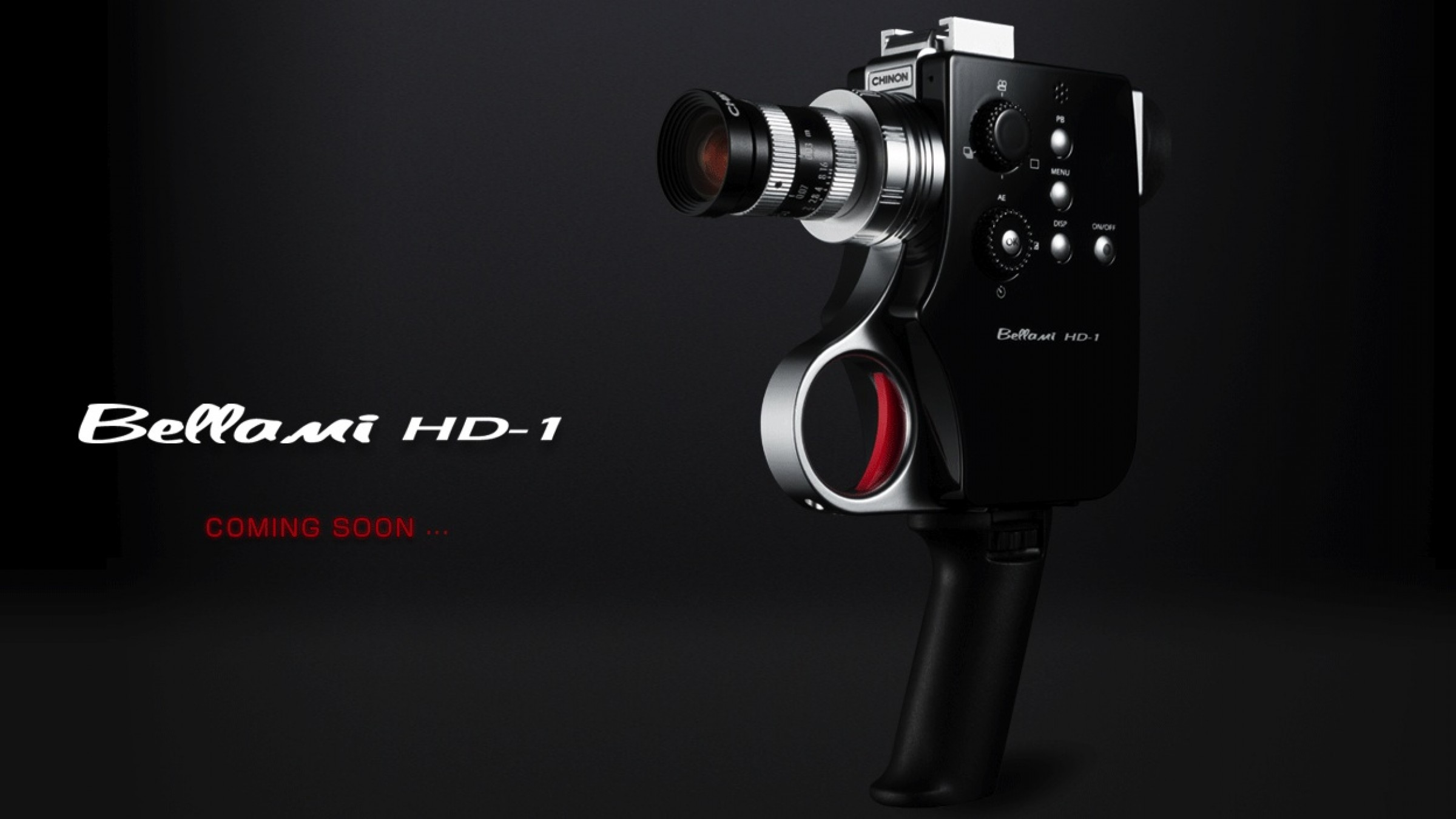 New Super 8mm-Style Digital Camera with Interchangeable Lenses is Coming from Japan