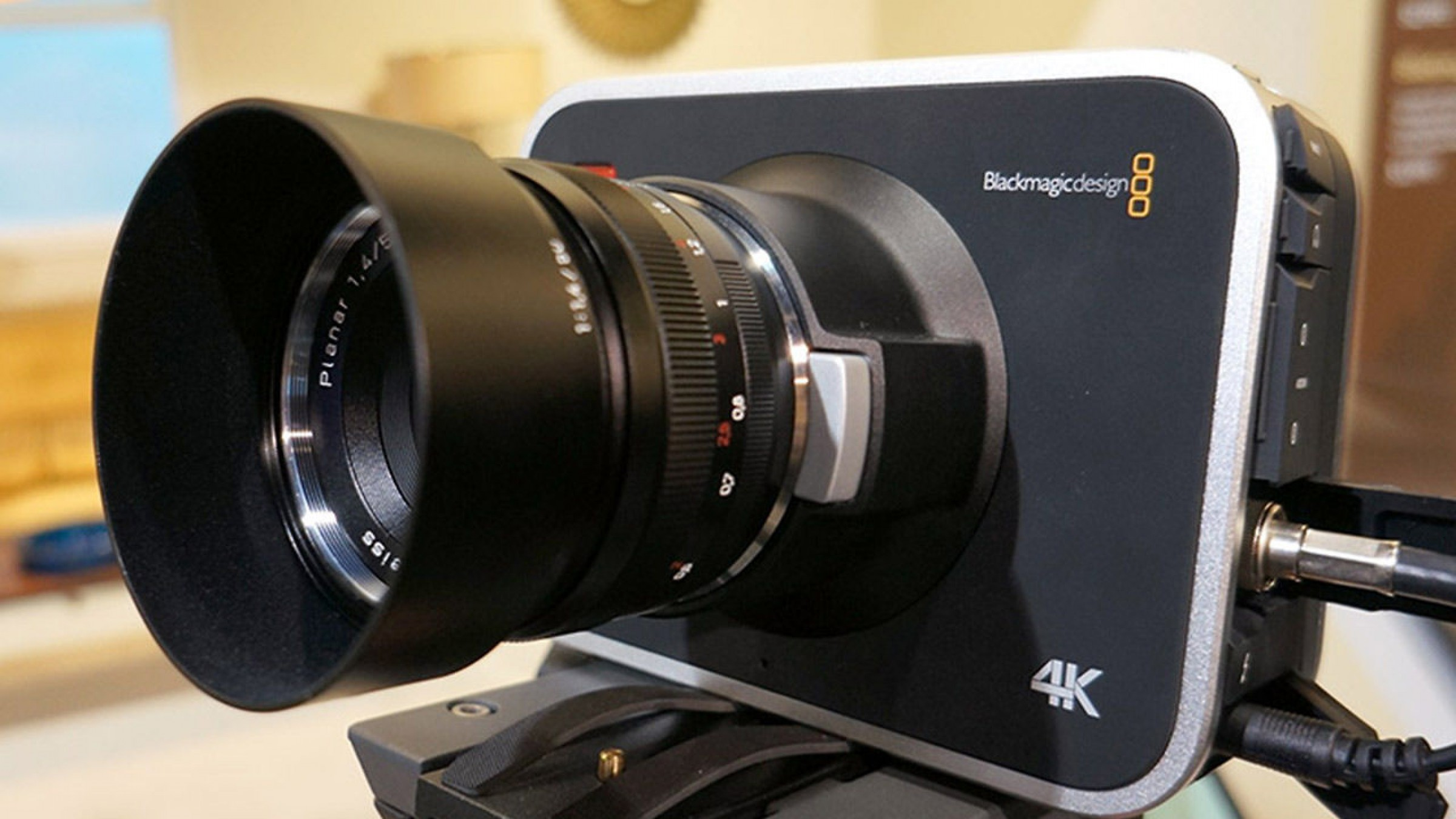 Blackmagic Production Camera 4k Now Shipping At A Reduced Price Of 3 000