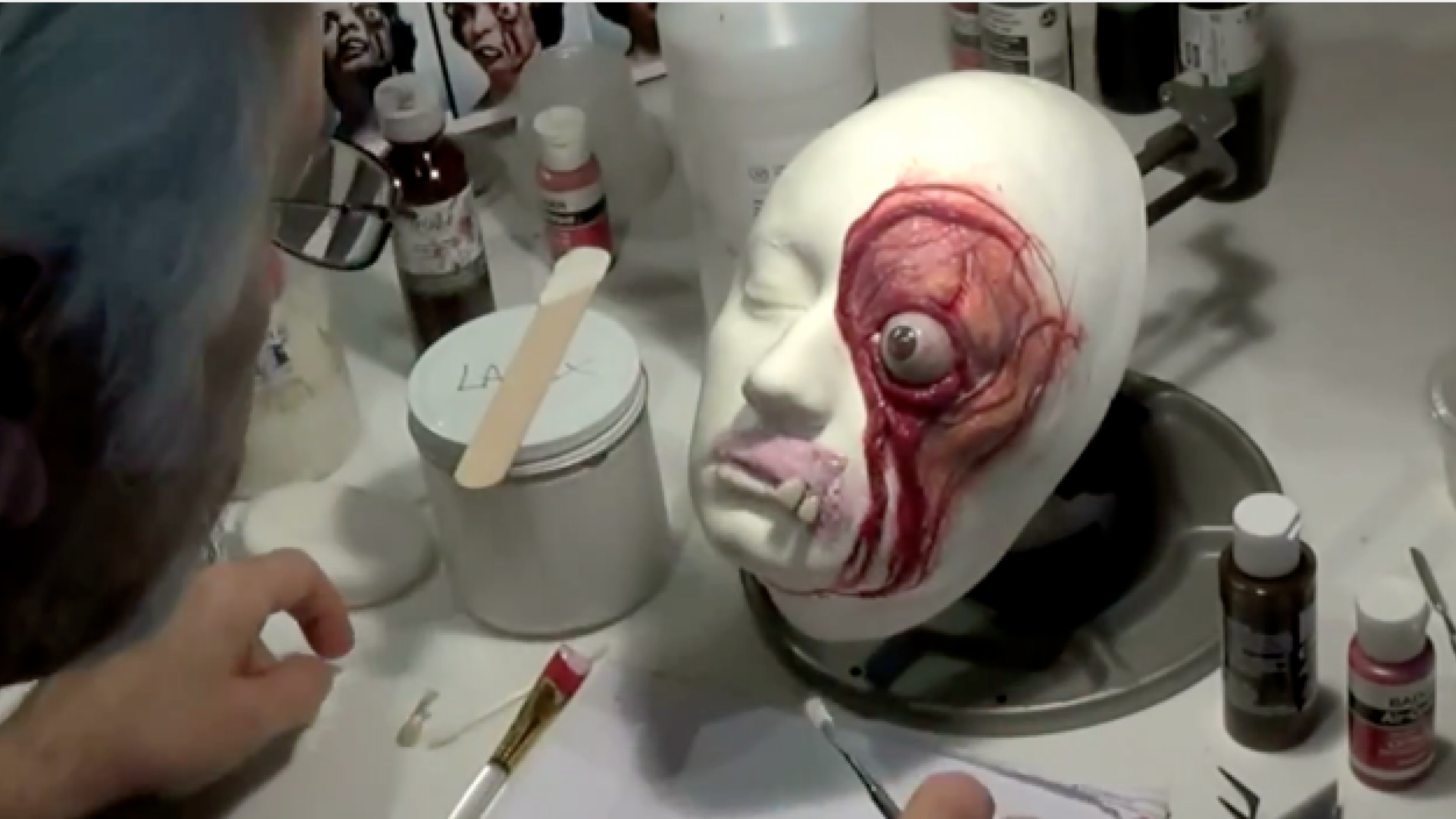 how to get started in special effects makeup