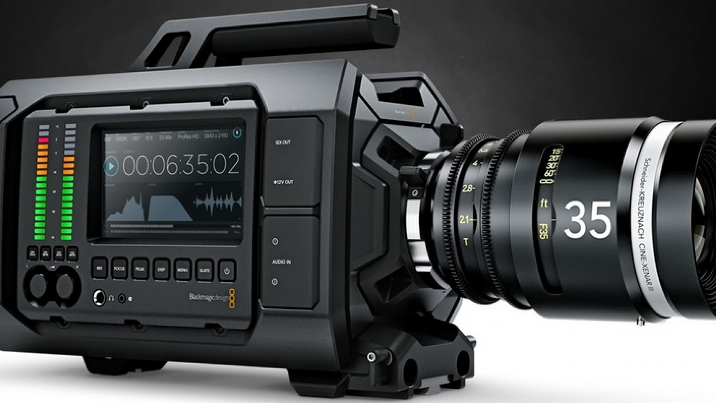 Canon 4k Dslr >> New Blackmagic URSA Firmware Adds 150fps Recording & Support for New 4K Sensor