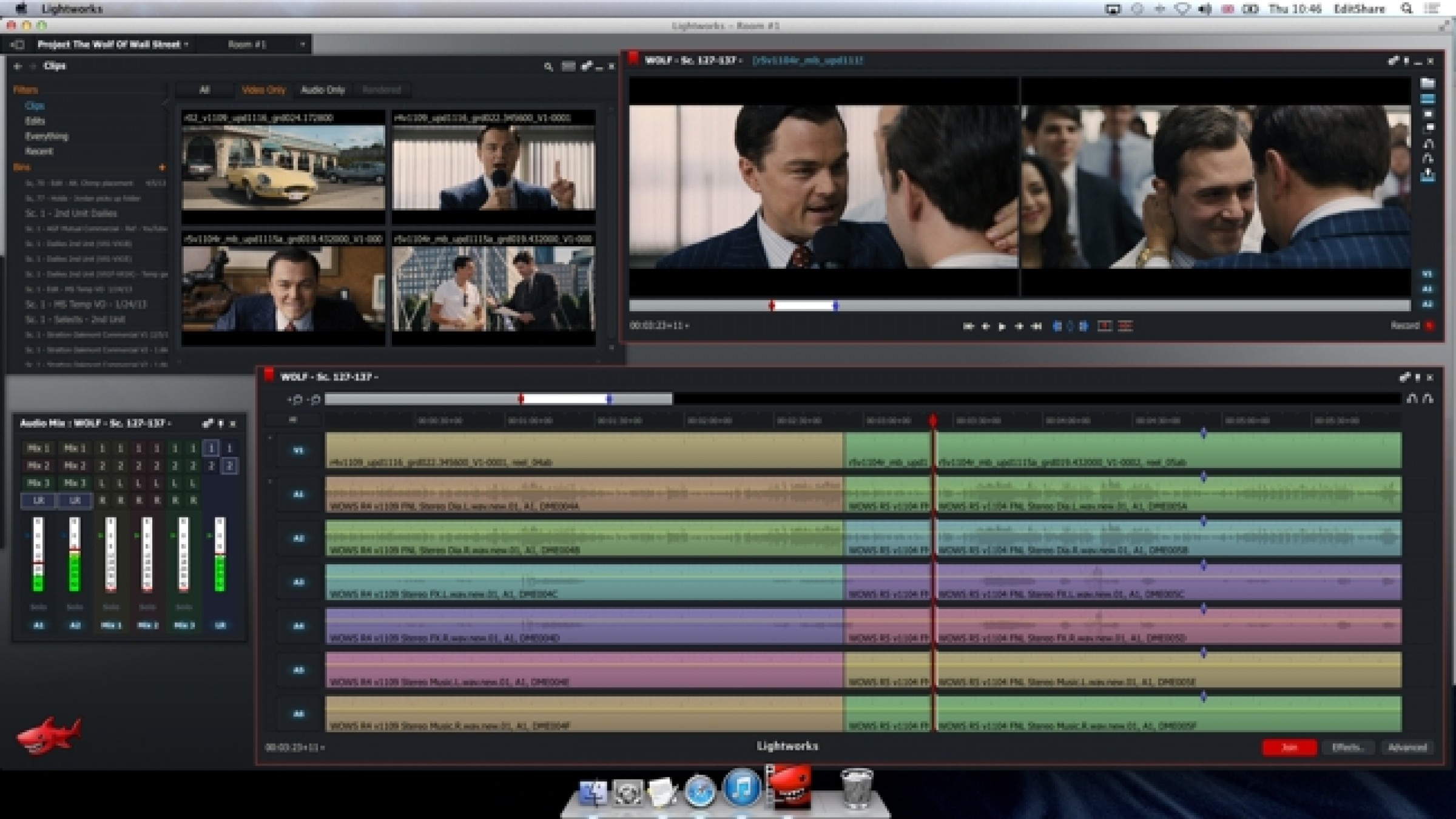 at long last  the release date for lightworks for mac