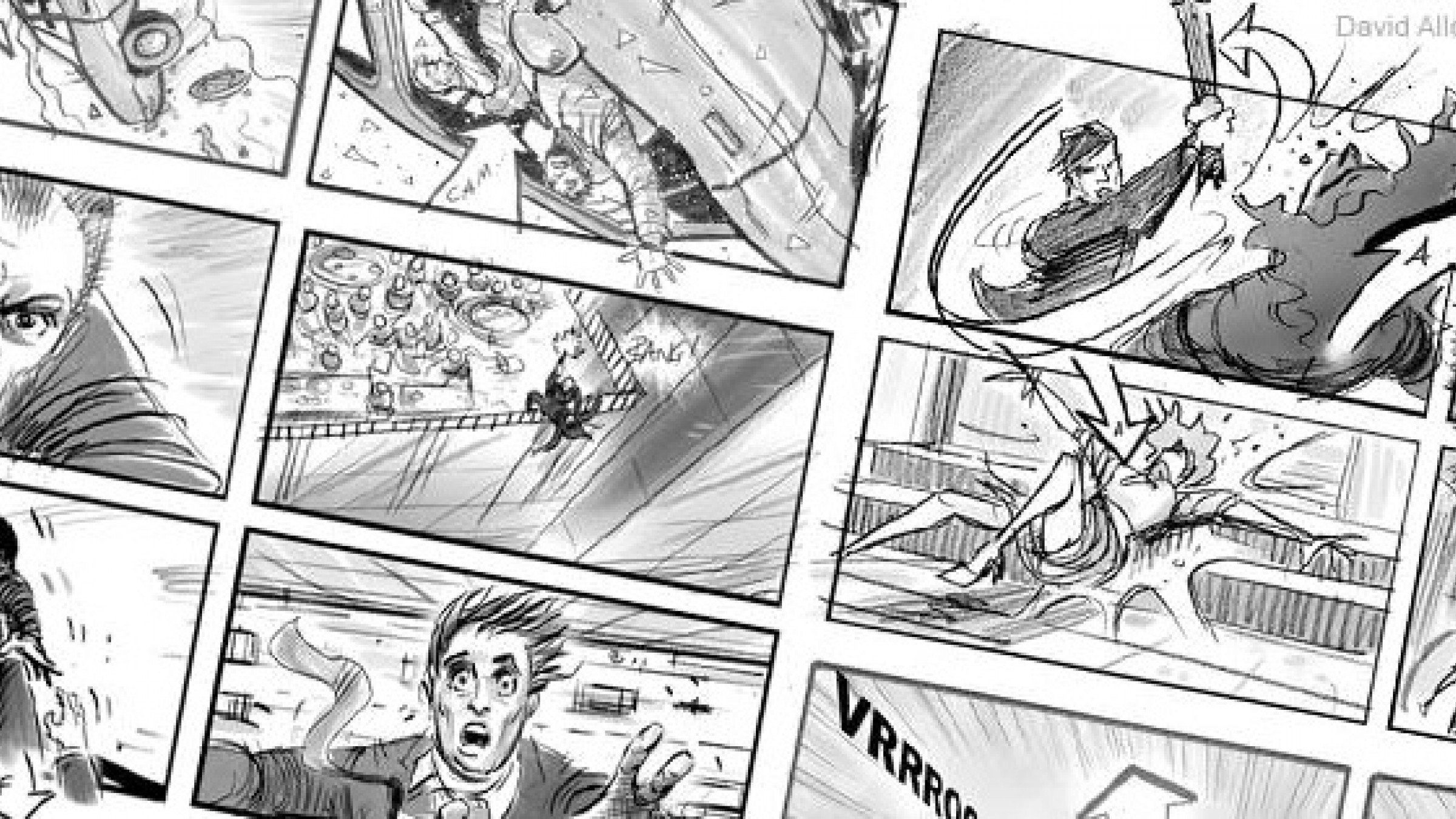 Need a Storyboard Artist? This May Be the Best Directory of