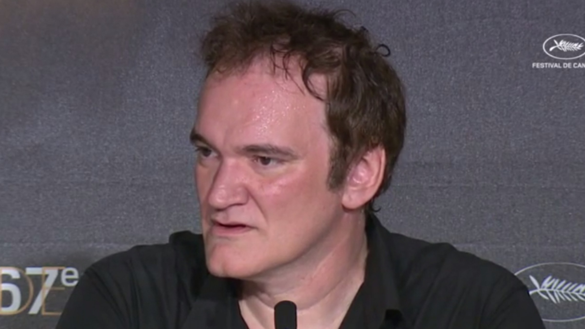 Quentin Tarantino Says Digital Projection Is The Death Of Cinema