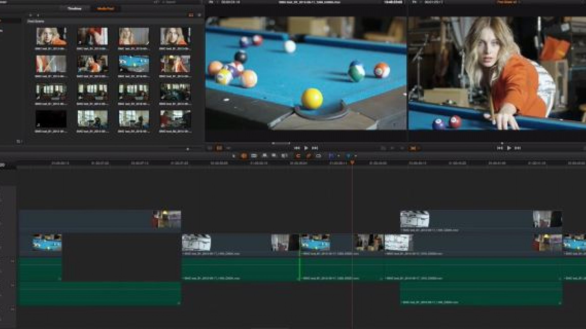 DaVinci Resolve 11 Public Beta Now Available, Contains over
