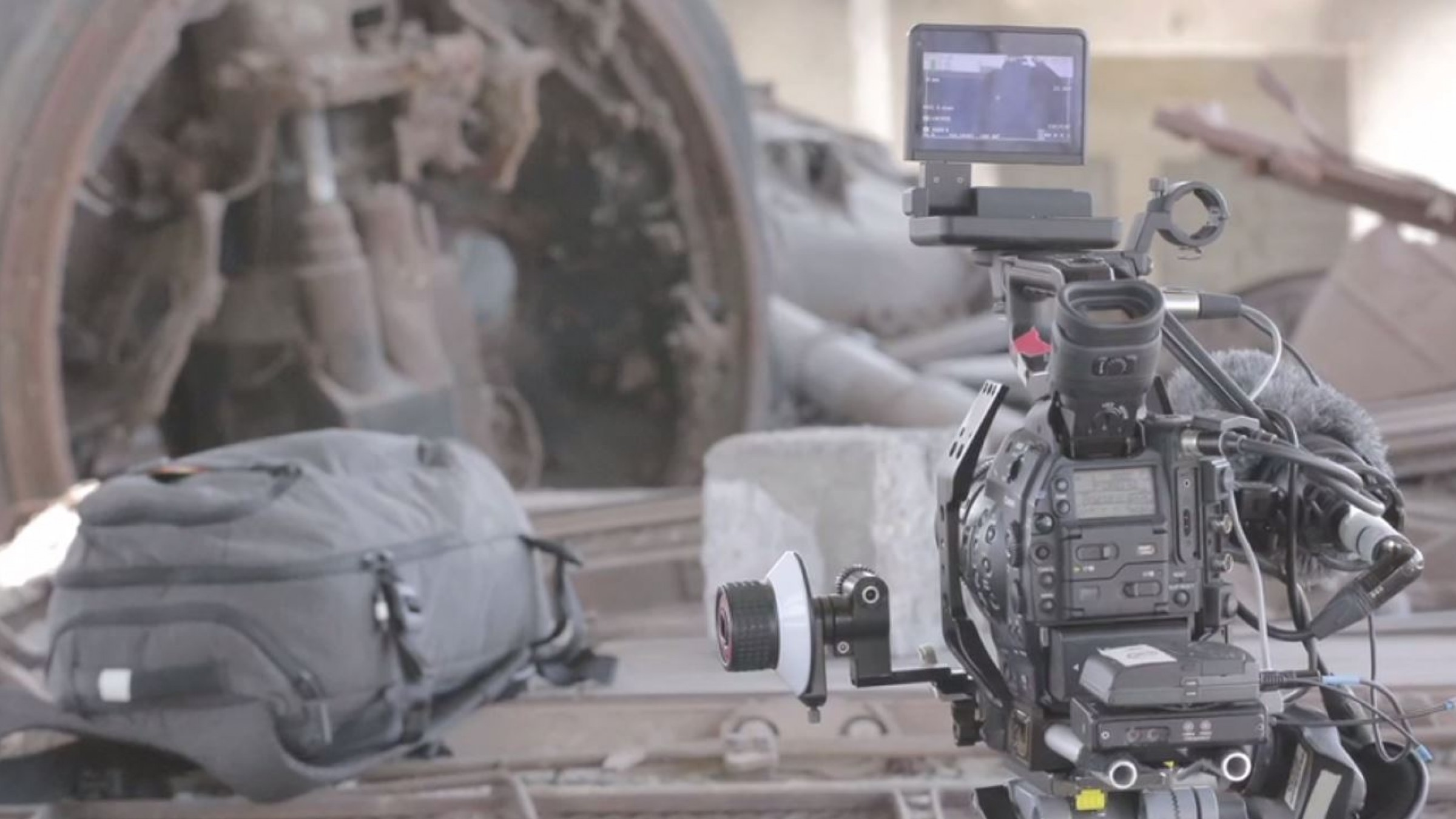 Check out the Customized Camera Rigs Used by VICE News as They Travel the World