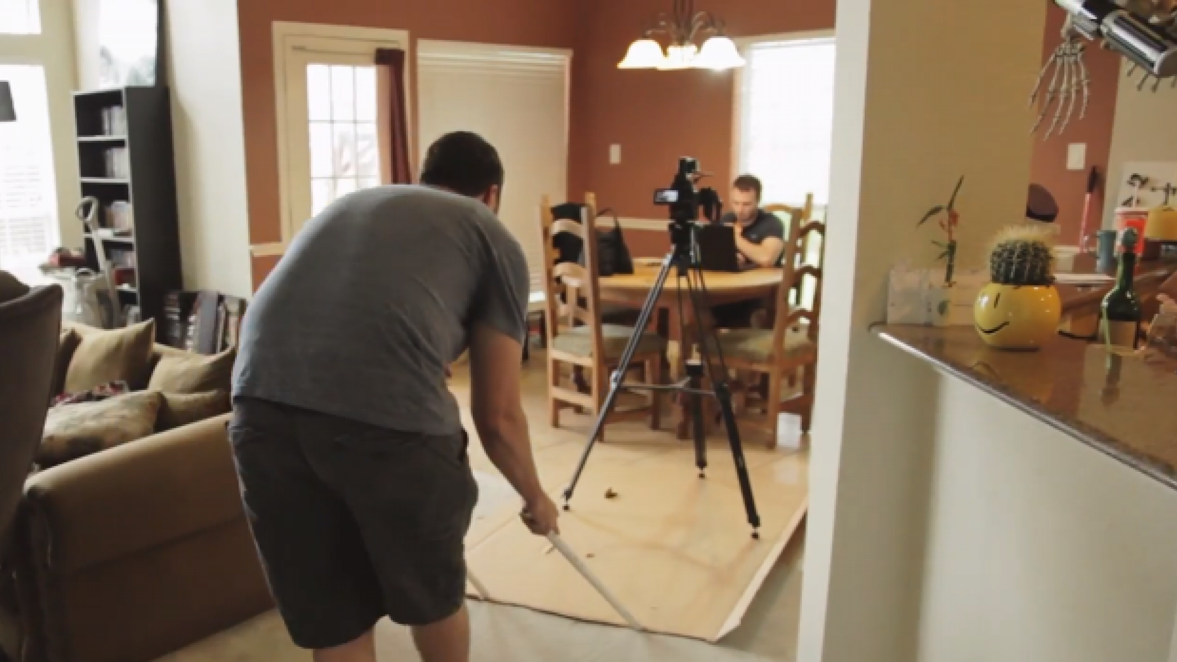 Get Pro Quality Camera Moves With These Household Diy Dolly Hacks And Mods Led