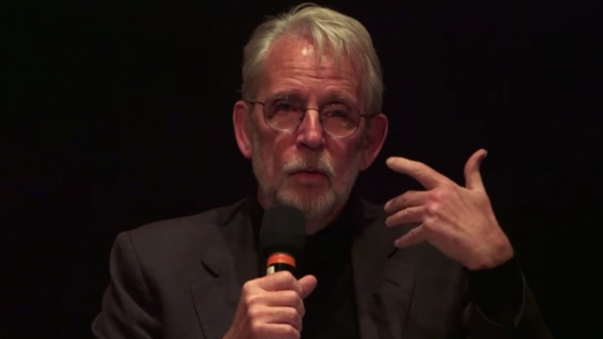 Walter Murch & Jon Favreau Discuss the Science Behind the Way We Perceive Movies