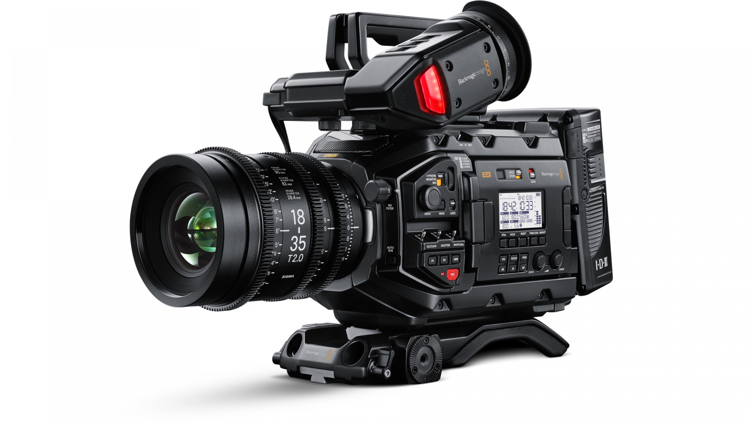 First Hands-On Footage From Blackmagic URSA Mini Pro G2 Drops