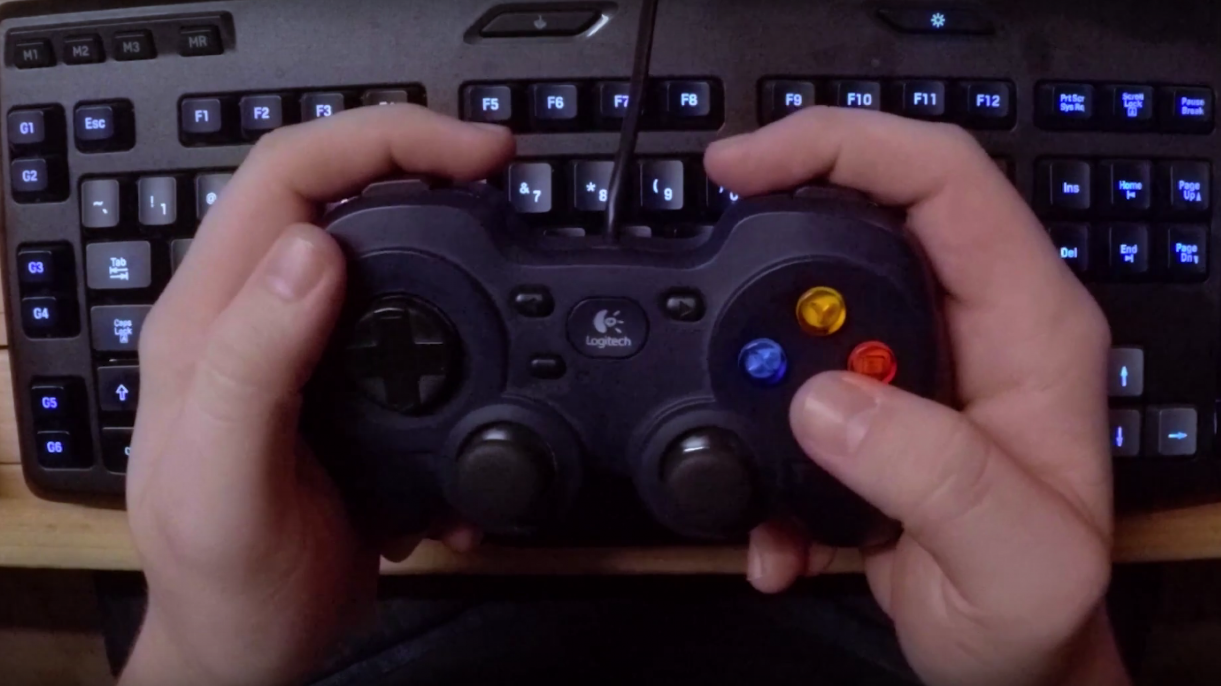 Find Out How to Edit Your Film Using a Video Game Controller