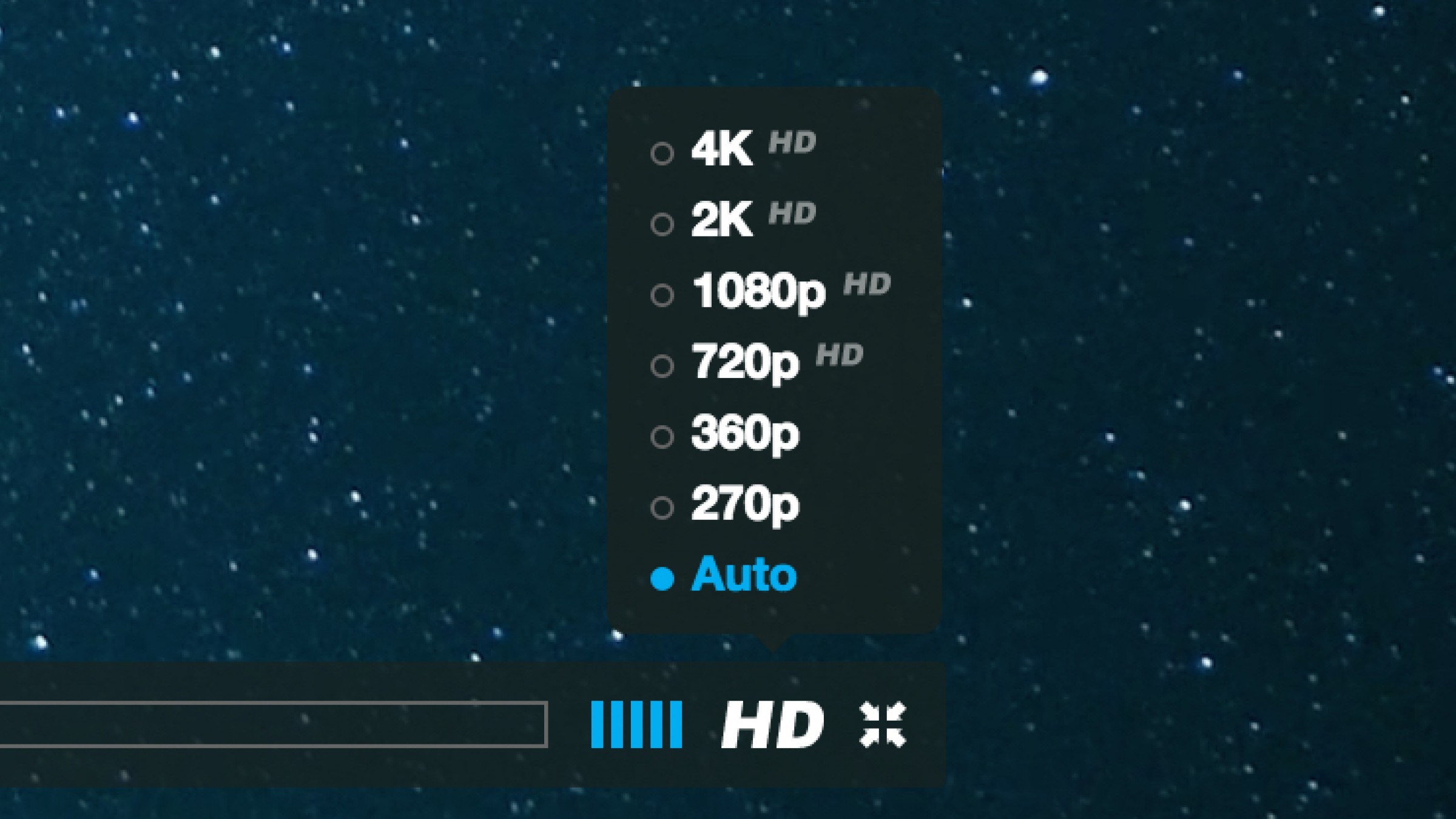 More on Vimeo's 4K Playback, Adaptive Streaming, and Higher Frame Rates