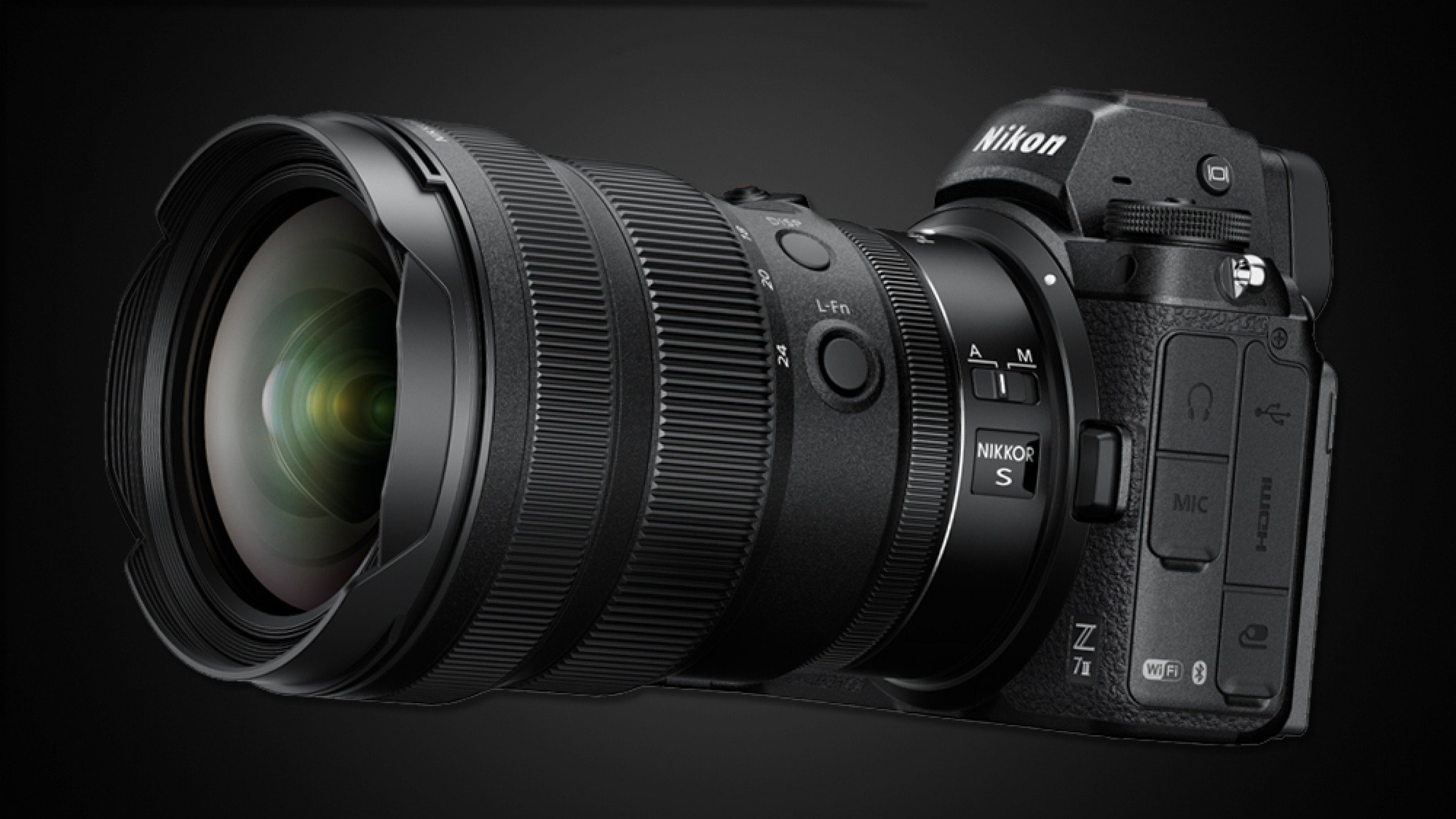 Nikon Z7 II and Z6 II Cameras To Support Blackmagic and ProRes RAW