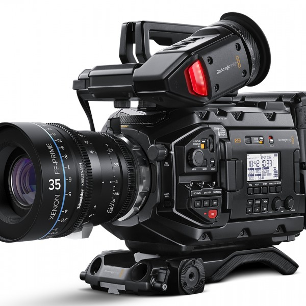 Blackmagic Unveils New And Improved Ursa Mini Pro 4 6k G2