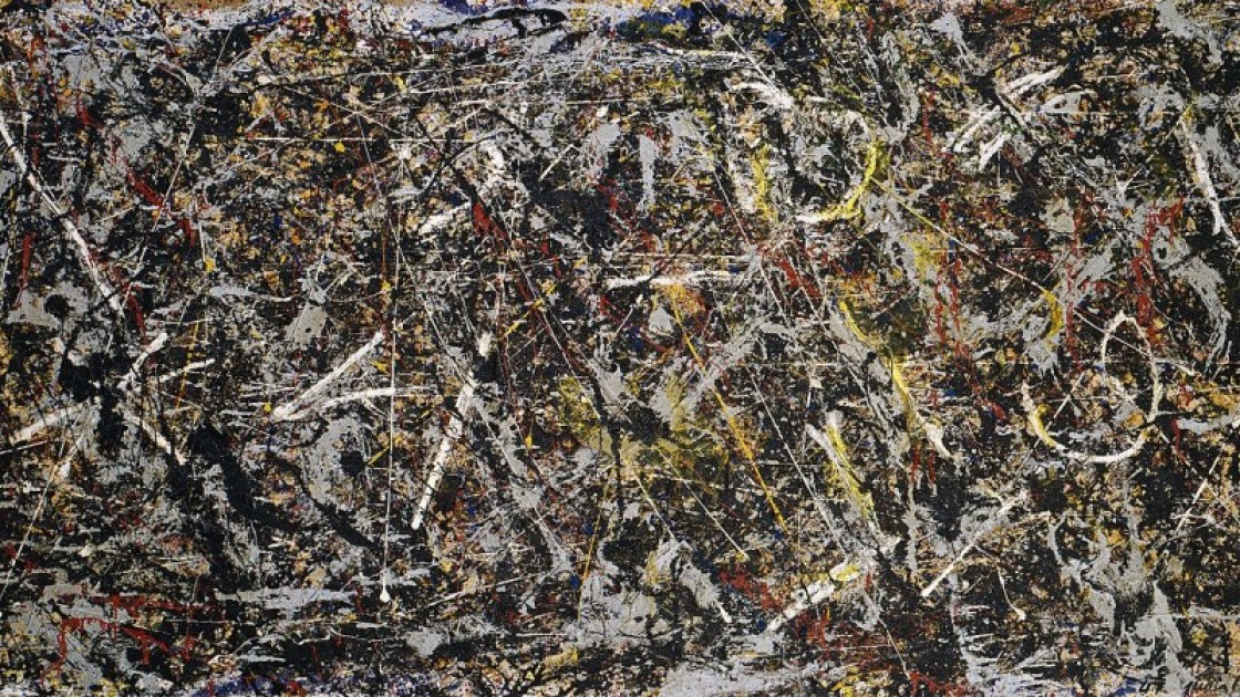 What Can Jackson Pollock Teach Us About the Evolution of Film & TV?