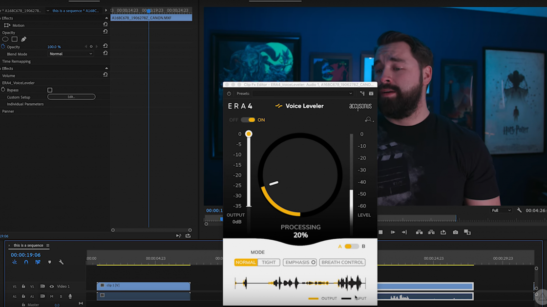 Fix Your Sound Instantly with These Accusonus Plug-ins