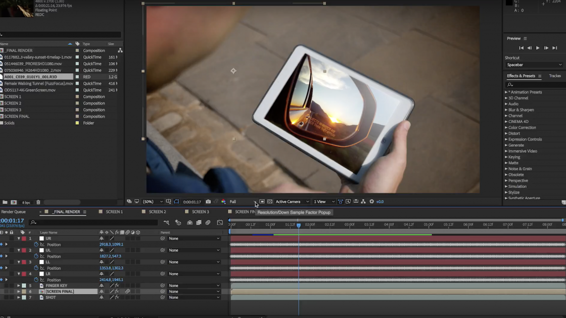 5 Nifty Tricks That Will Save You Time in Adobe After Effects