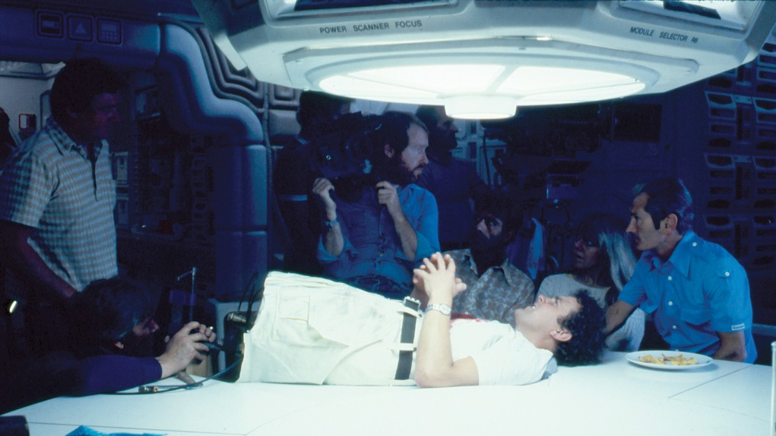 Go Behind the Scenes of 'Alien' with a New 'Making Of' Book