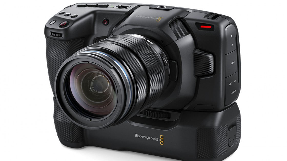 Blackmagic Pocket Cinema's 4K Camera Is Getting New Upgrades
