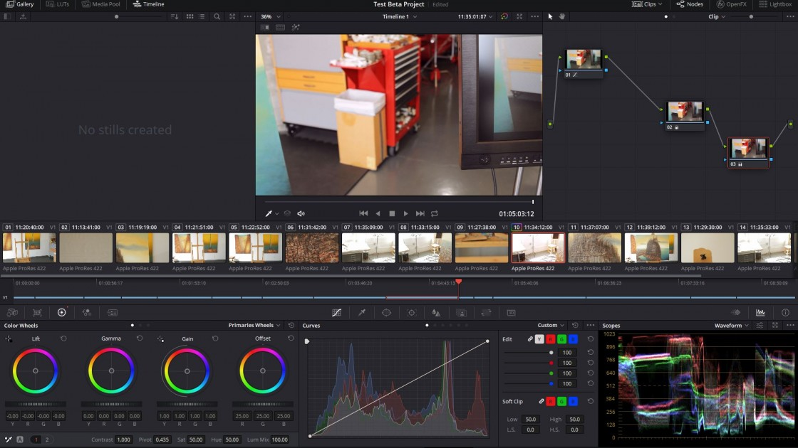 DaVinci Resolve 16 Is Now Ready for Your Entire Post Workflow