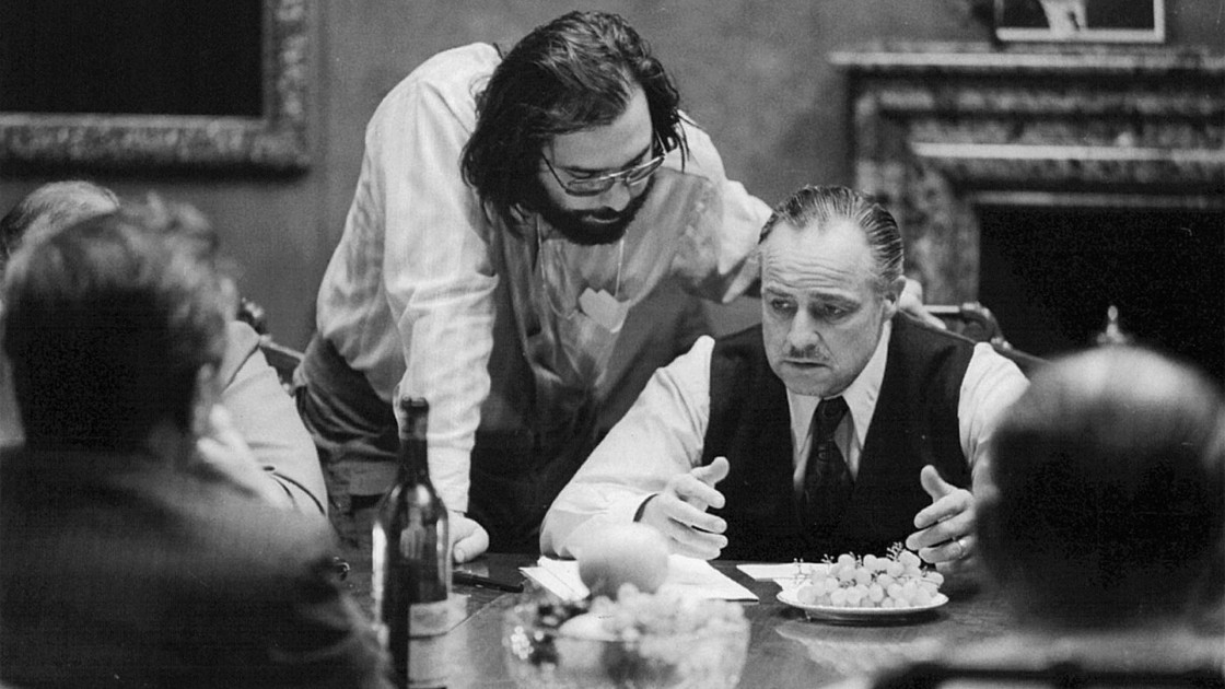 Francis Ford Coppola's 'Godfather Notebook' is the Development Bible of Our Dreams