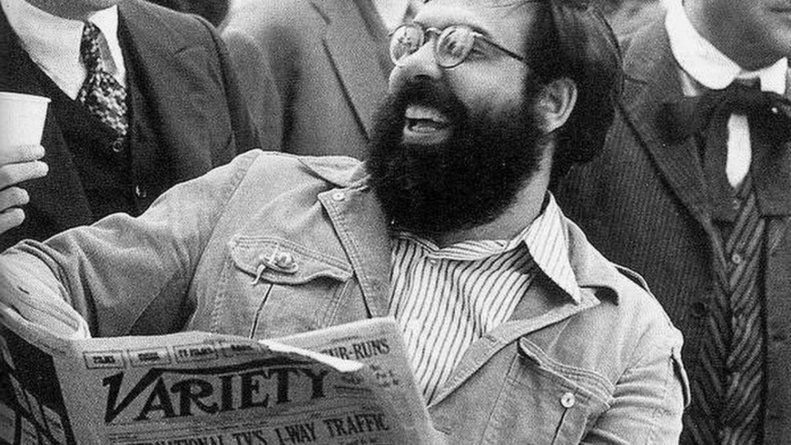 Francis Ford Coppola Proves You Should Never Give Up on Your Passion Project