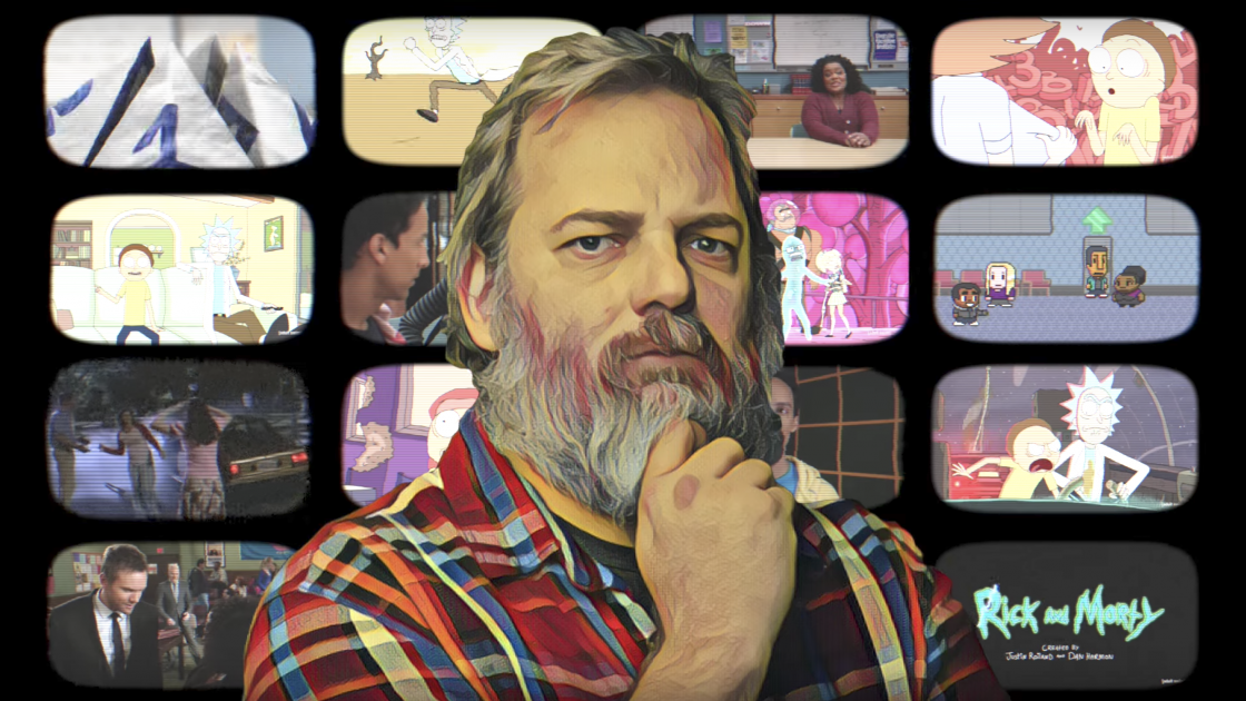 What Dan Harmon's Improvised Cartoon Can Teach You about Instinctual Storytelling