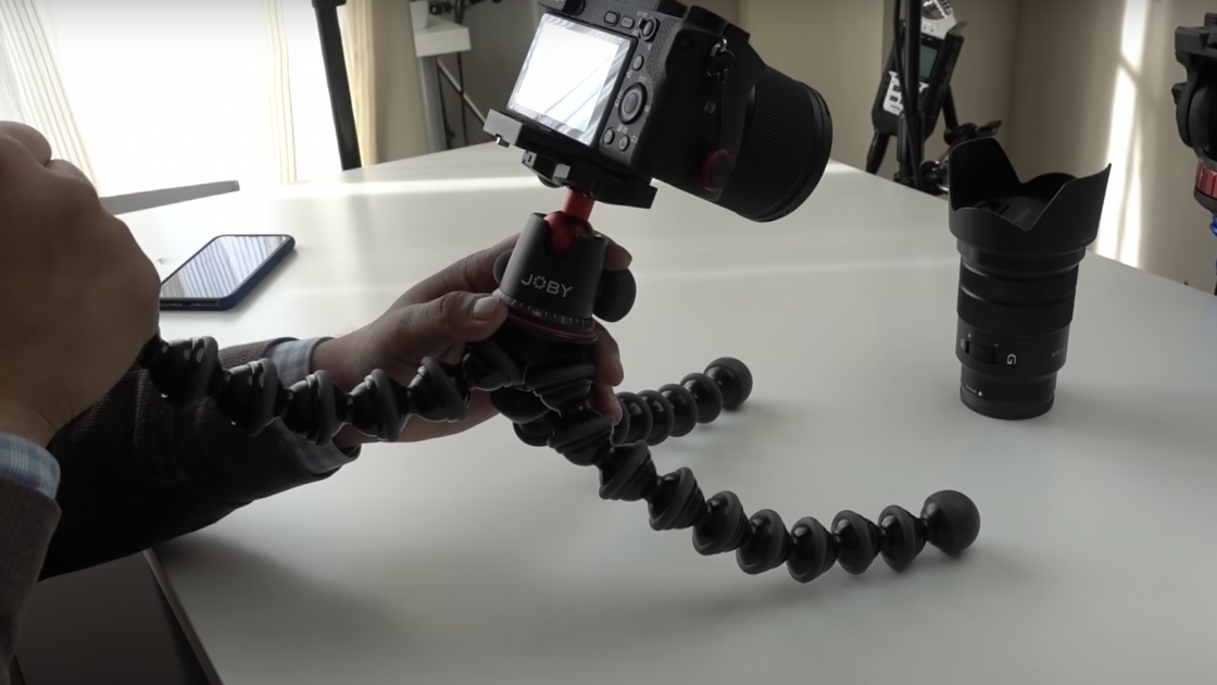 5 GorillaPod Positions You Can Try for Better Cinematography