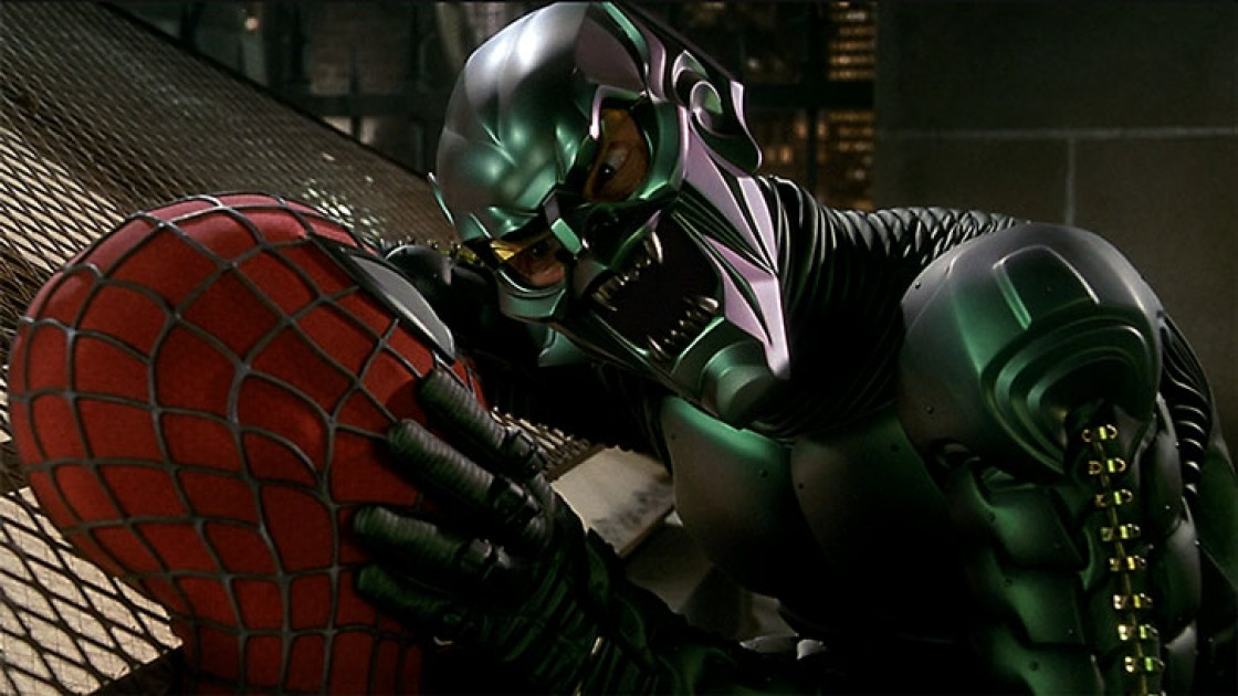 Watch The Original Green Goblin Mask Was A Terrifyingly Awesome Work Of Practical Effects Magic