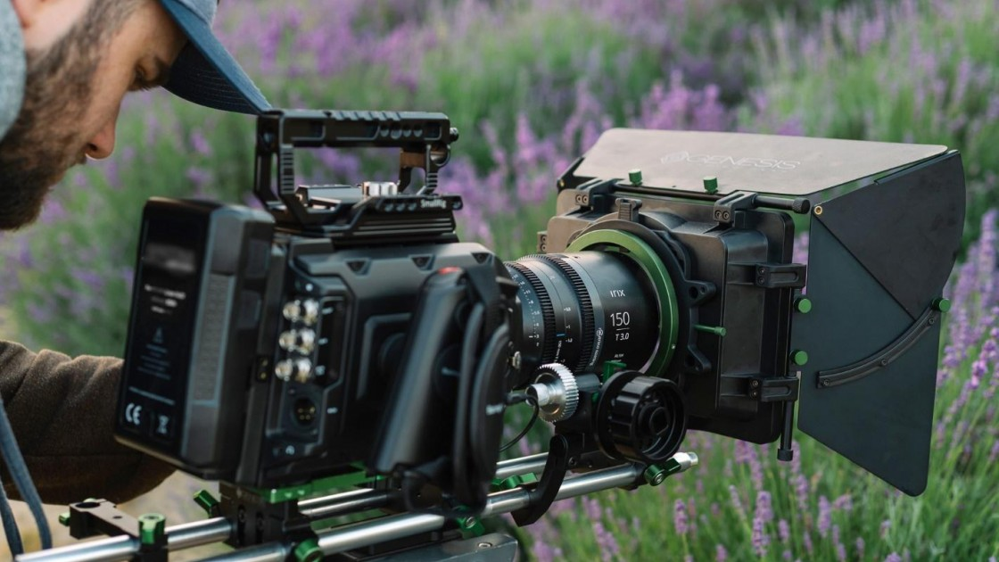 Irix Launches Full Frame Cine Lens Line with a 1:1 Macro