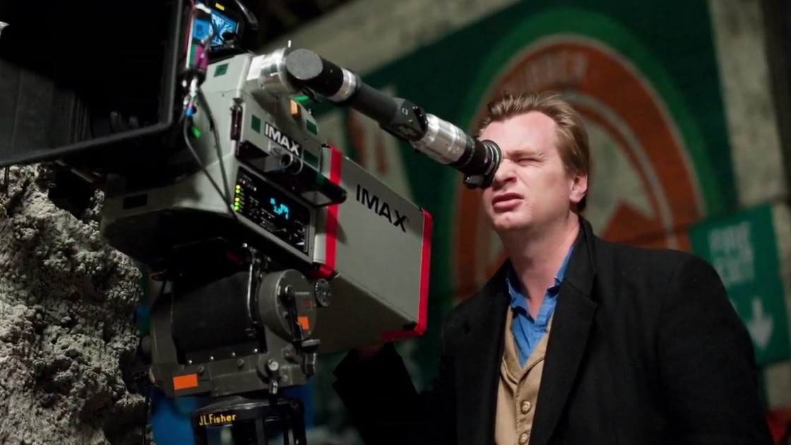 Christopher Nolan's 'Tenet' Is Getting an IMAX Preview