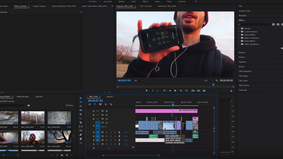 Watch: 5 Ways to Speed Up Your Editing in Adobe Premiere