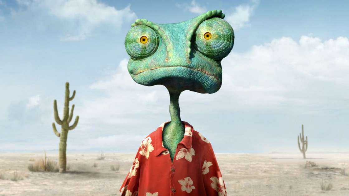 A Tribute to 'Rango', a 'Bizarre Masterpiece'