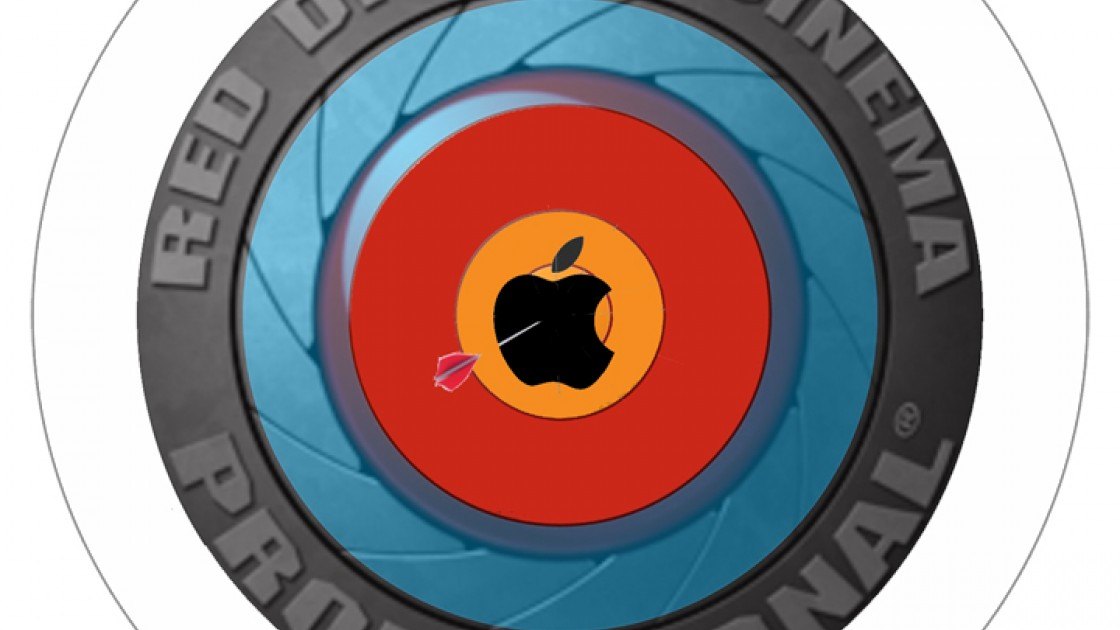 APPLE Targets RED over Raw Patent Dispute