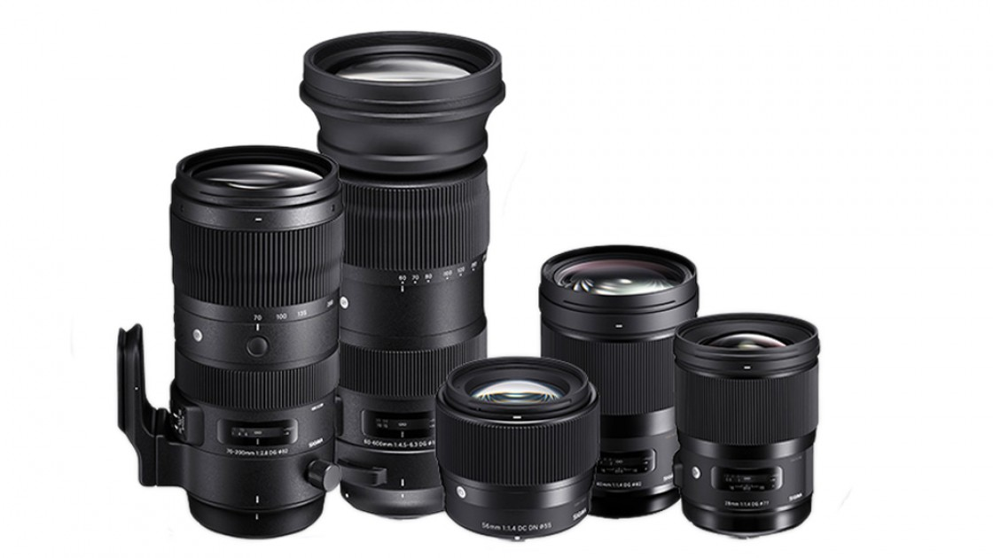 Sigma Shows Off 5 New 'Global Vision' Lenses for Video and Still Shooters